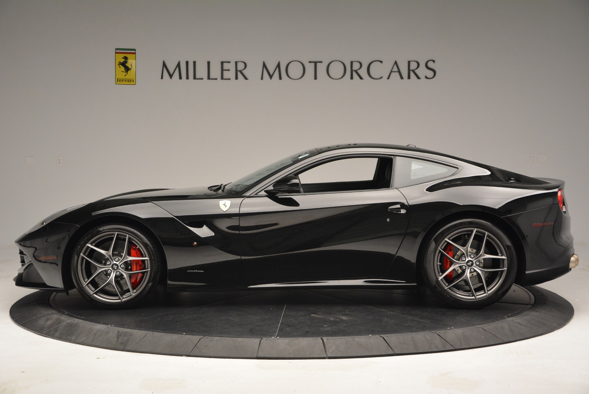 Used 2014 Ferrari F12 Berlinetta  For Sale In Greenwich, CT 2358_p3