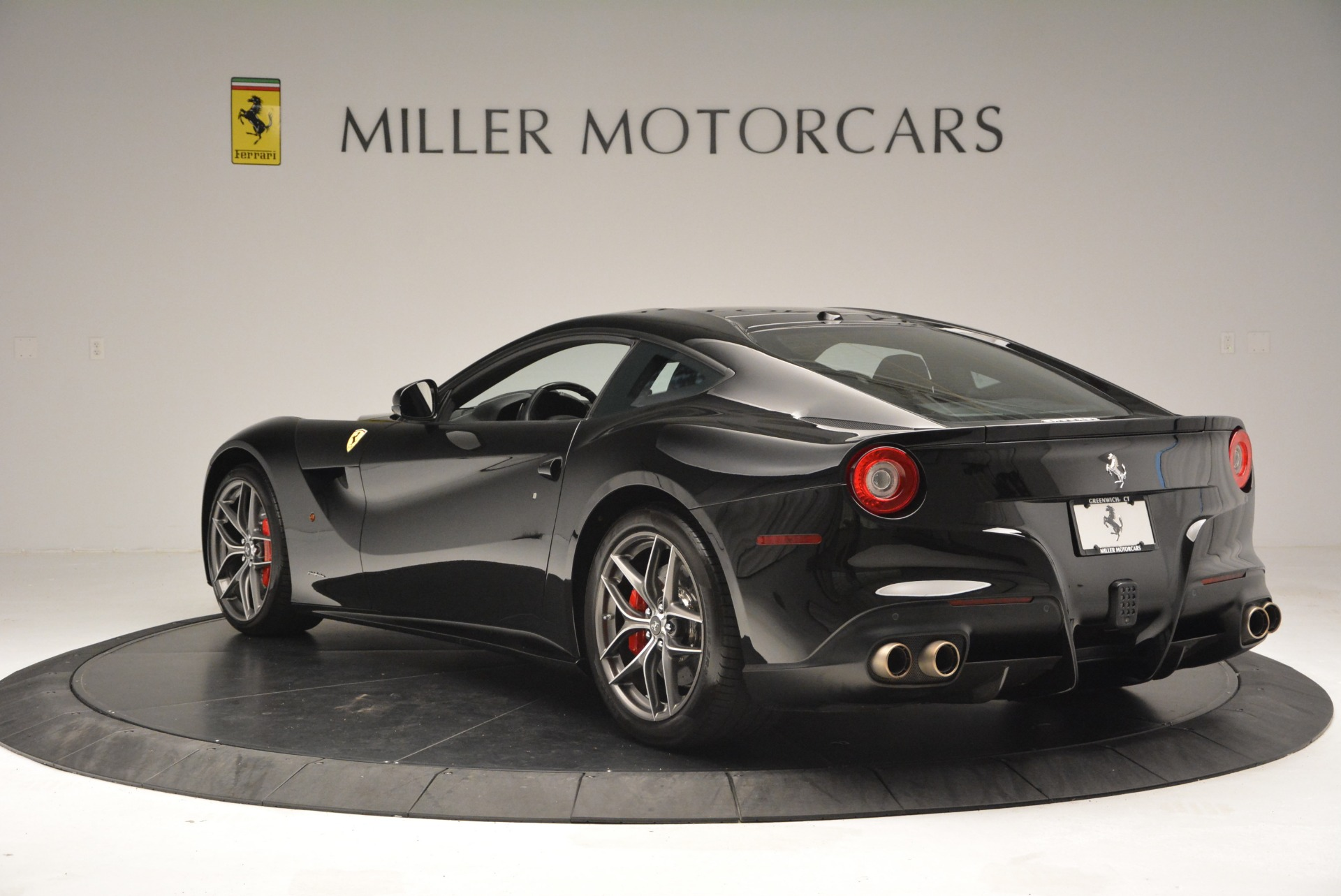 Used 2014 Ferrari F12 Berlinetta  For Sale In Greenwich, CT 2358_p5