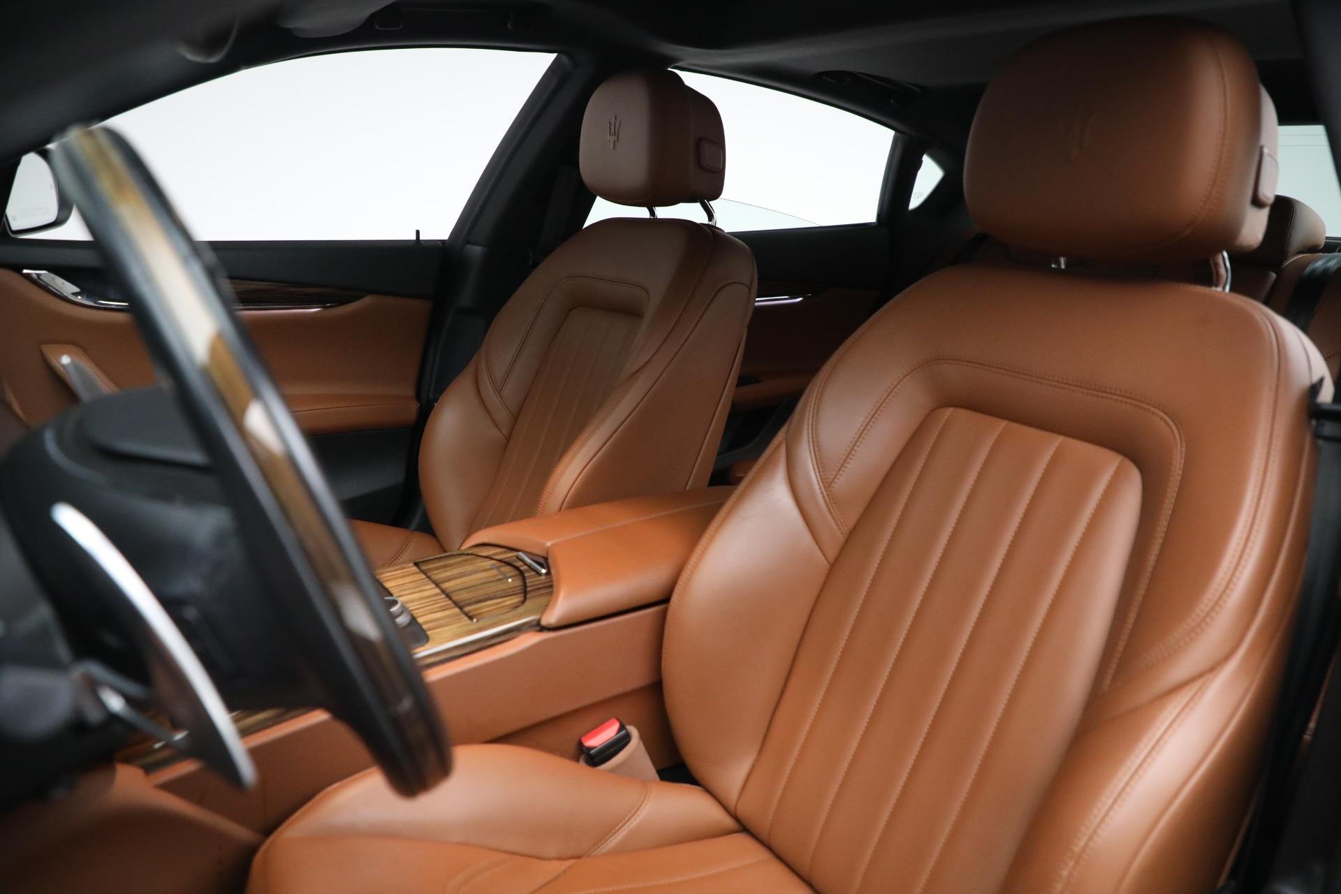 New 2018 Maserati Quattroporte S Q4 For Sale In Greenwich, CT 2359_p14