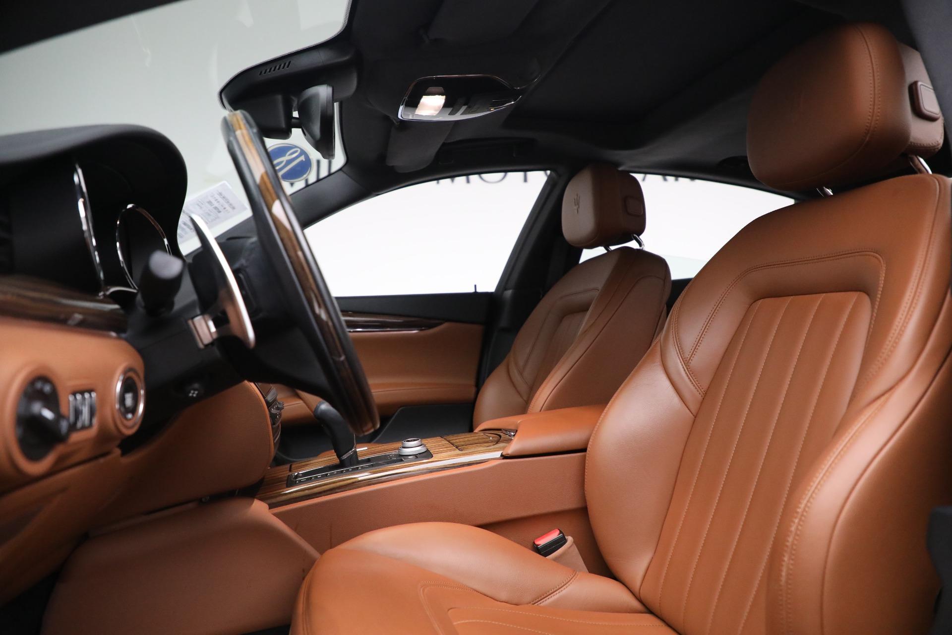New 2018 Maserati Quattroporte S Q4 For Sale In Greenwich, CT 2359_p15