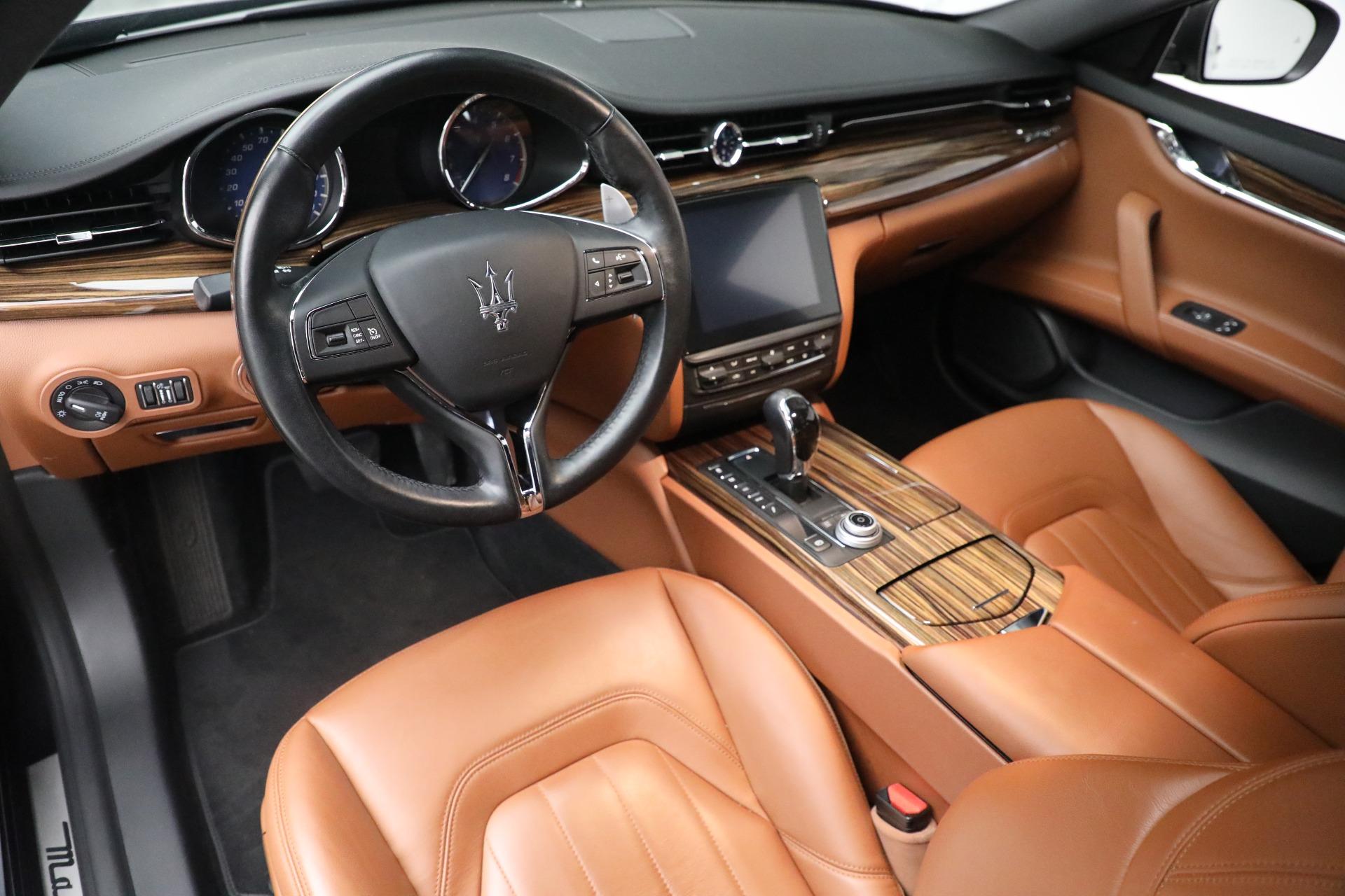 New 2018 Maserati Quattroporte S Q4 For Sale In Greenwich, CT 2359_p17