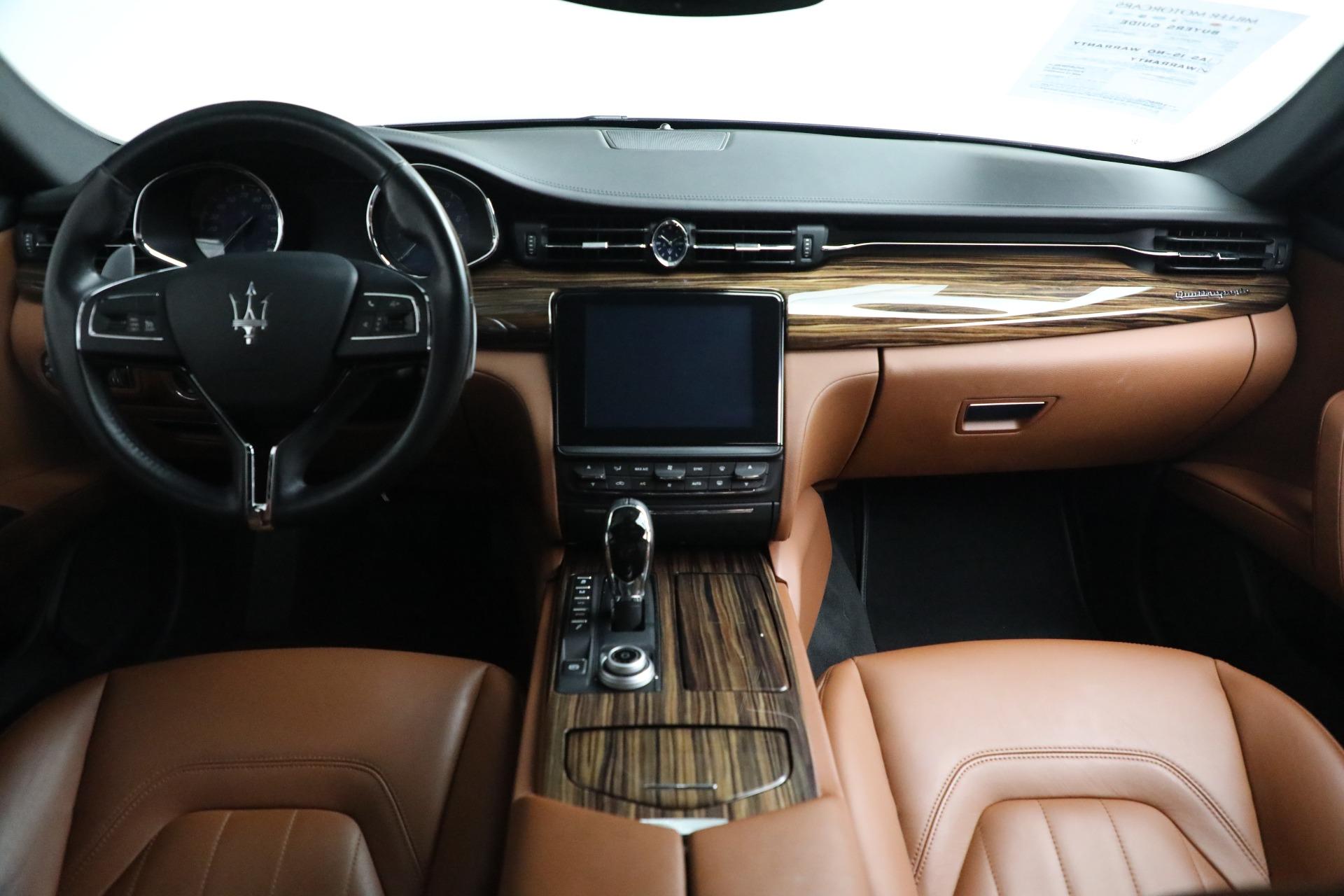 New 2018 Maserati Quattroporte S Q4 For Sale In Greenwich, CT 2359_p18