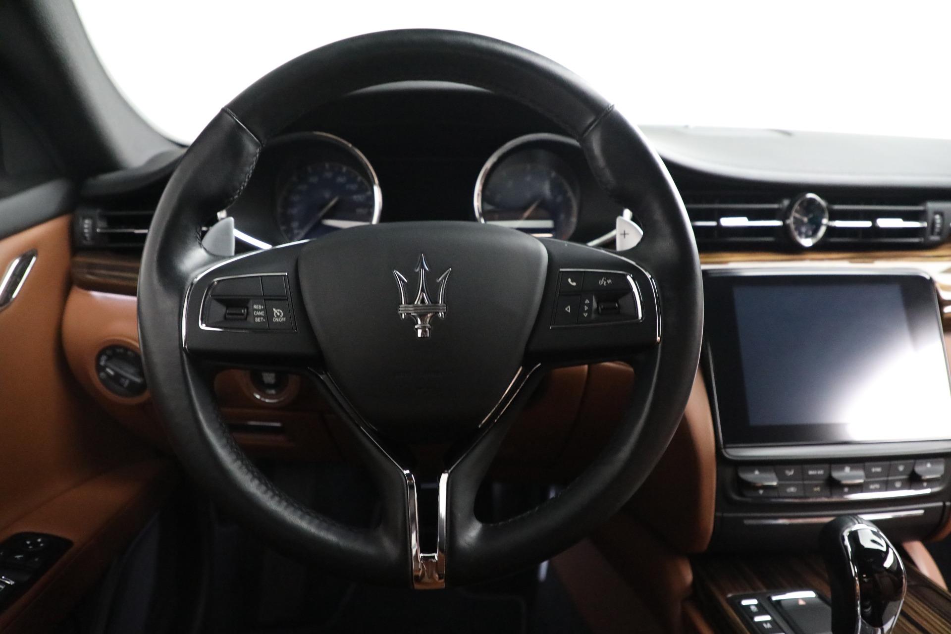 New 2018 Maserati Quattroporte S Q4 For Sale In Greenwich, CT 2359_p19