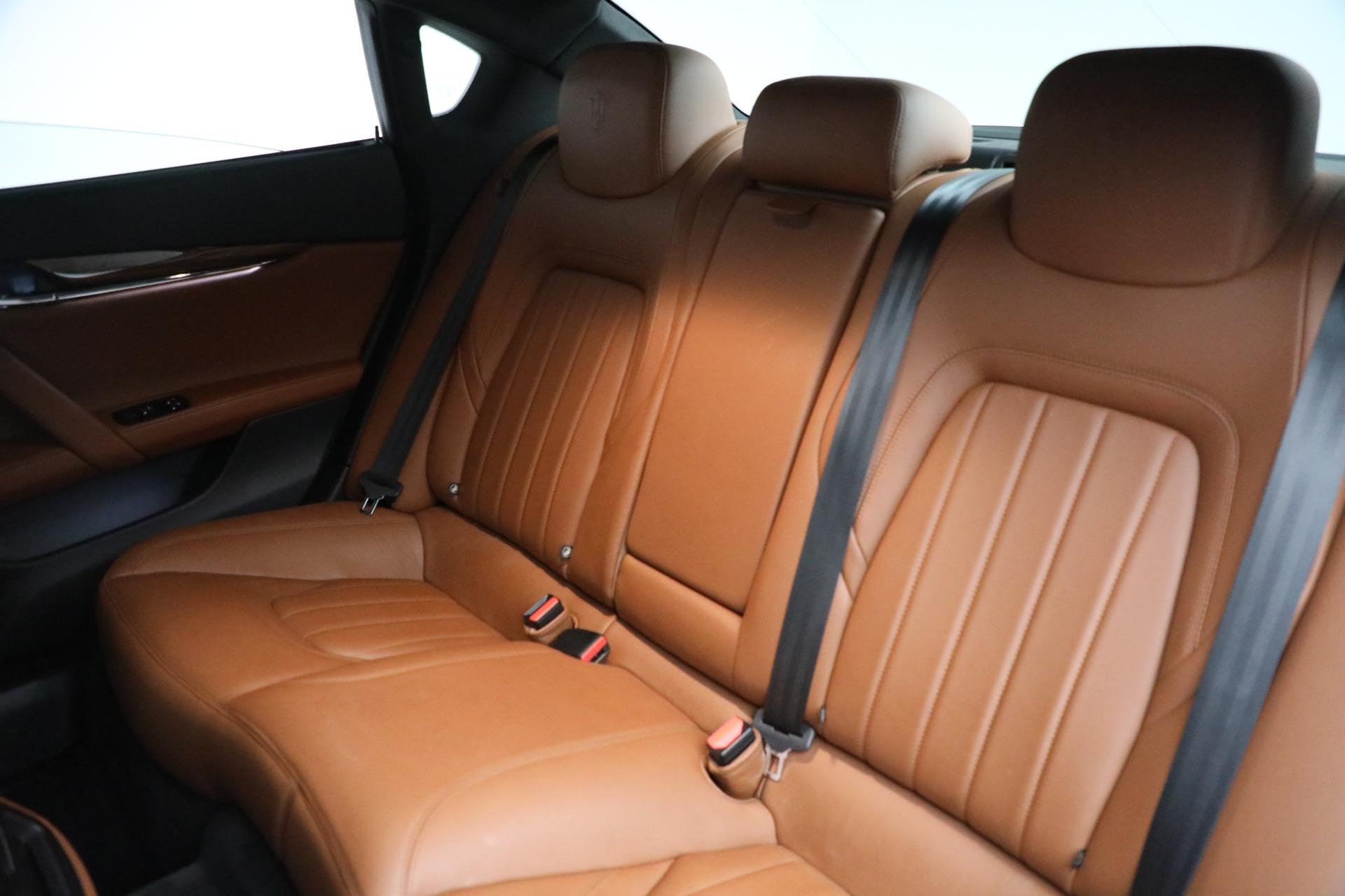New 2018 Maserati Quattroporte S Q4 For Sale In Greenwich, CT 2359_p20