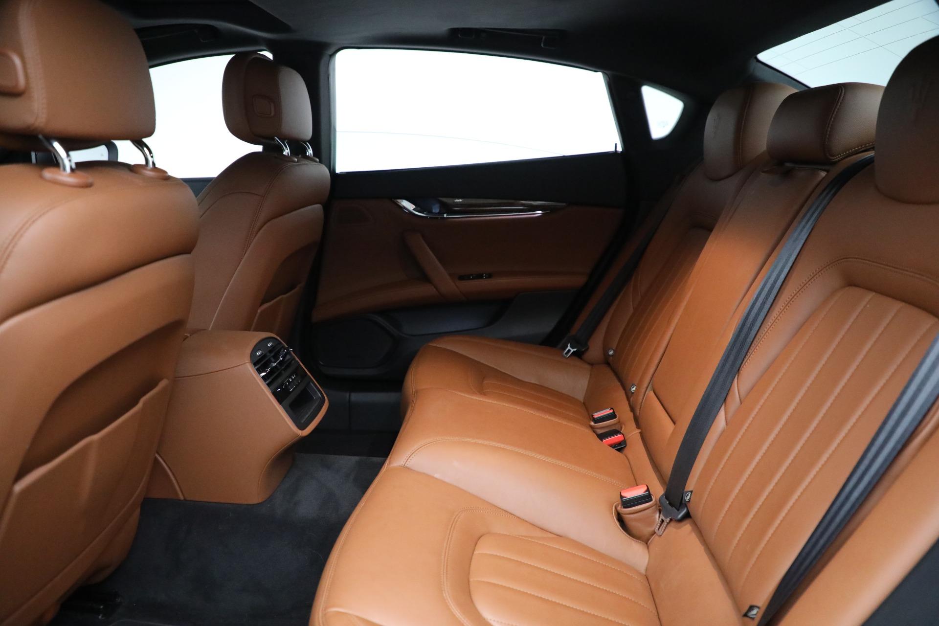 New 2018 Maserati Quattroporte S Q4 For Sale In Greenwich, CT 2359_p21