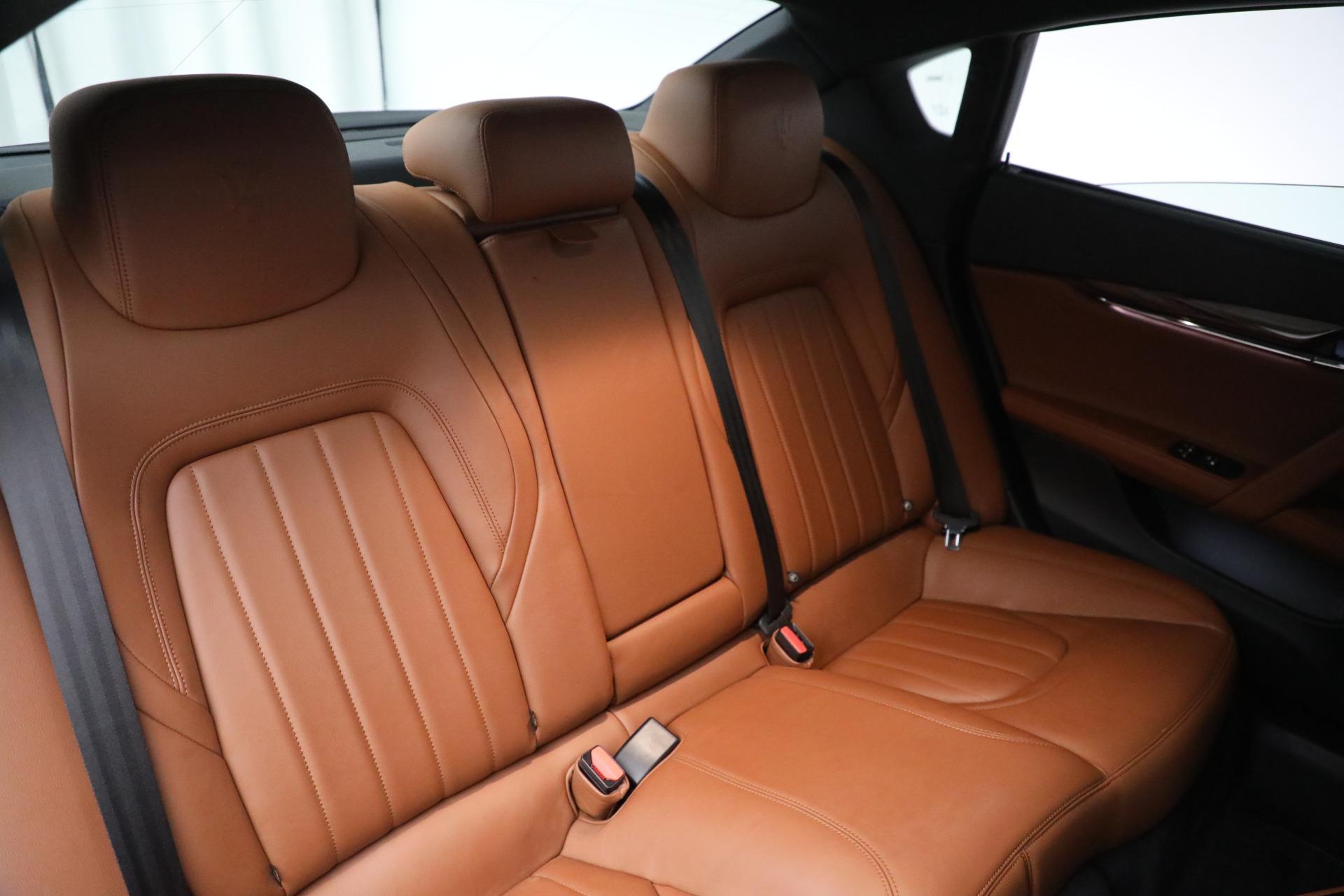 New 2018 Maserati Quattroporte S Q4 For Sale In Greenwich, CT 2359_p22