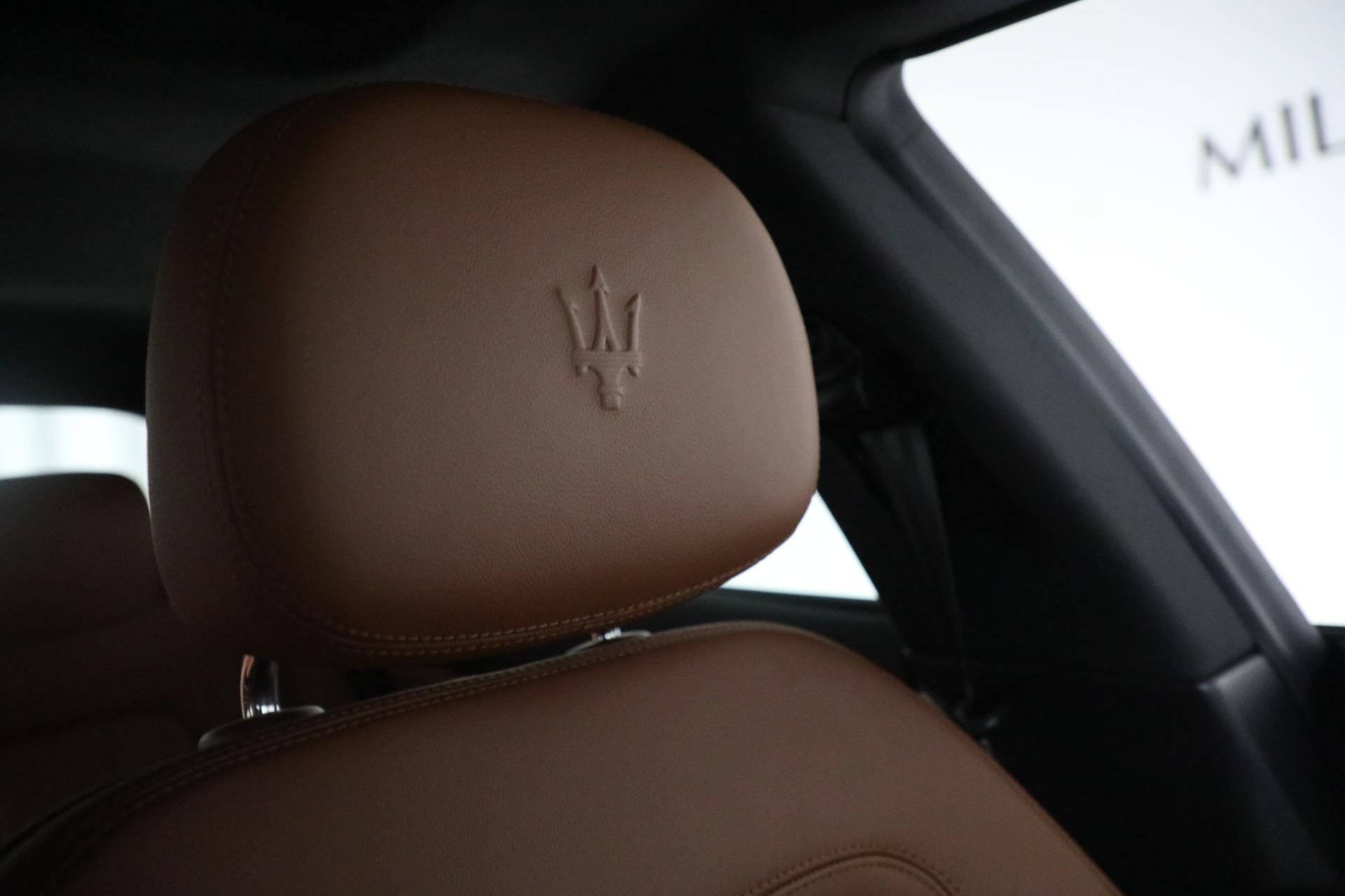 New 2018 Maserati Quattroporte S Q4 For Sale In Greenwich, CT 2359_p23