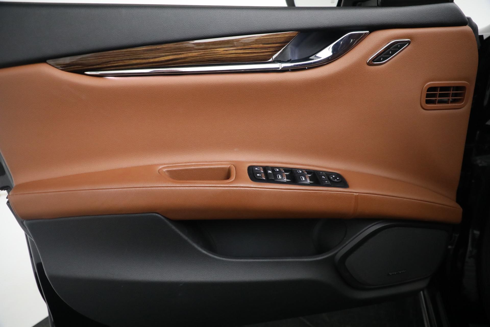 New 2018 Maserati Quattroporte S Q4 For Sale In Greenwich, CT 2359_p25