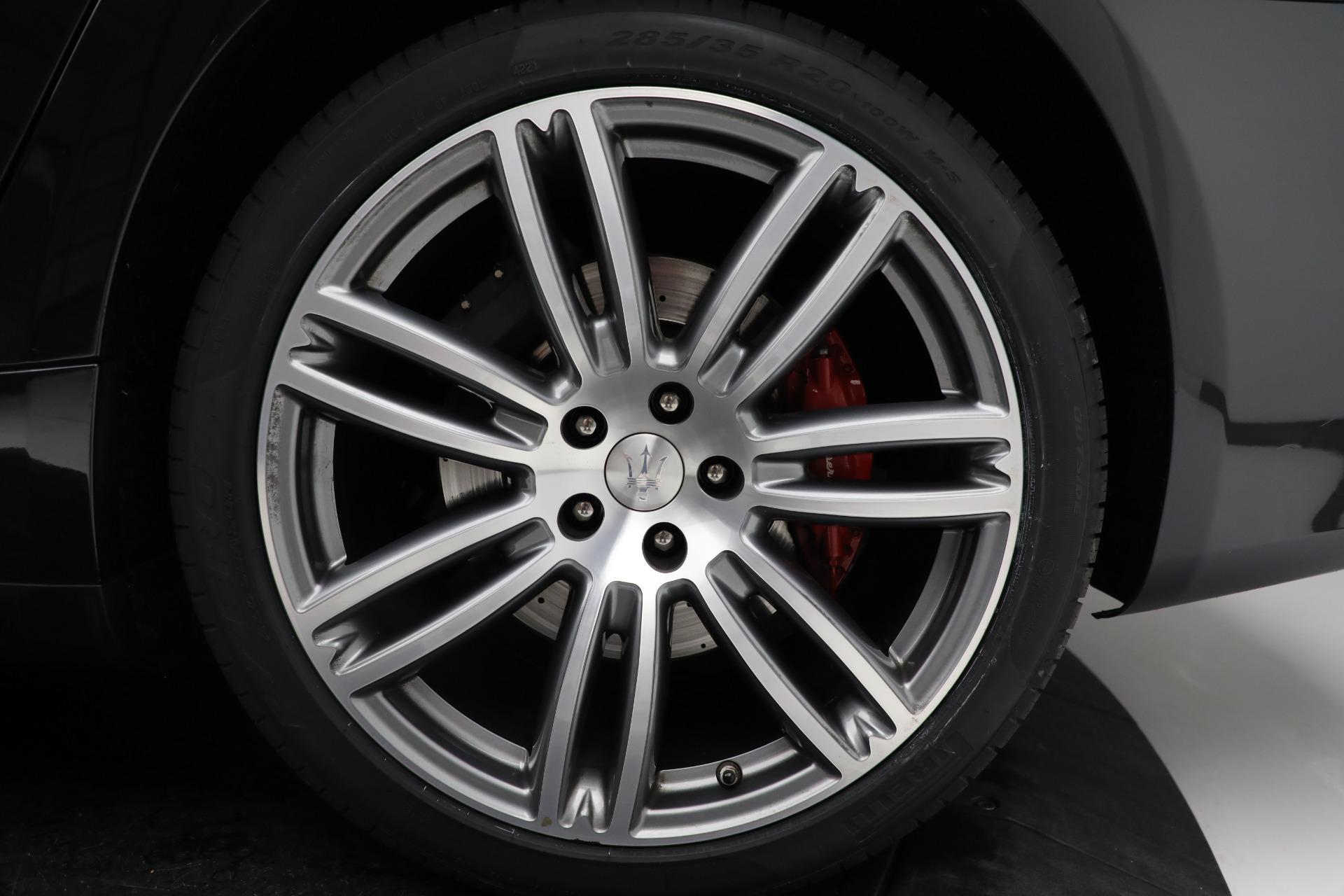 New 2018 Maserati Quattroporte S Q4 For Sale In Greenwich, CT 2359_p27