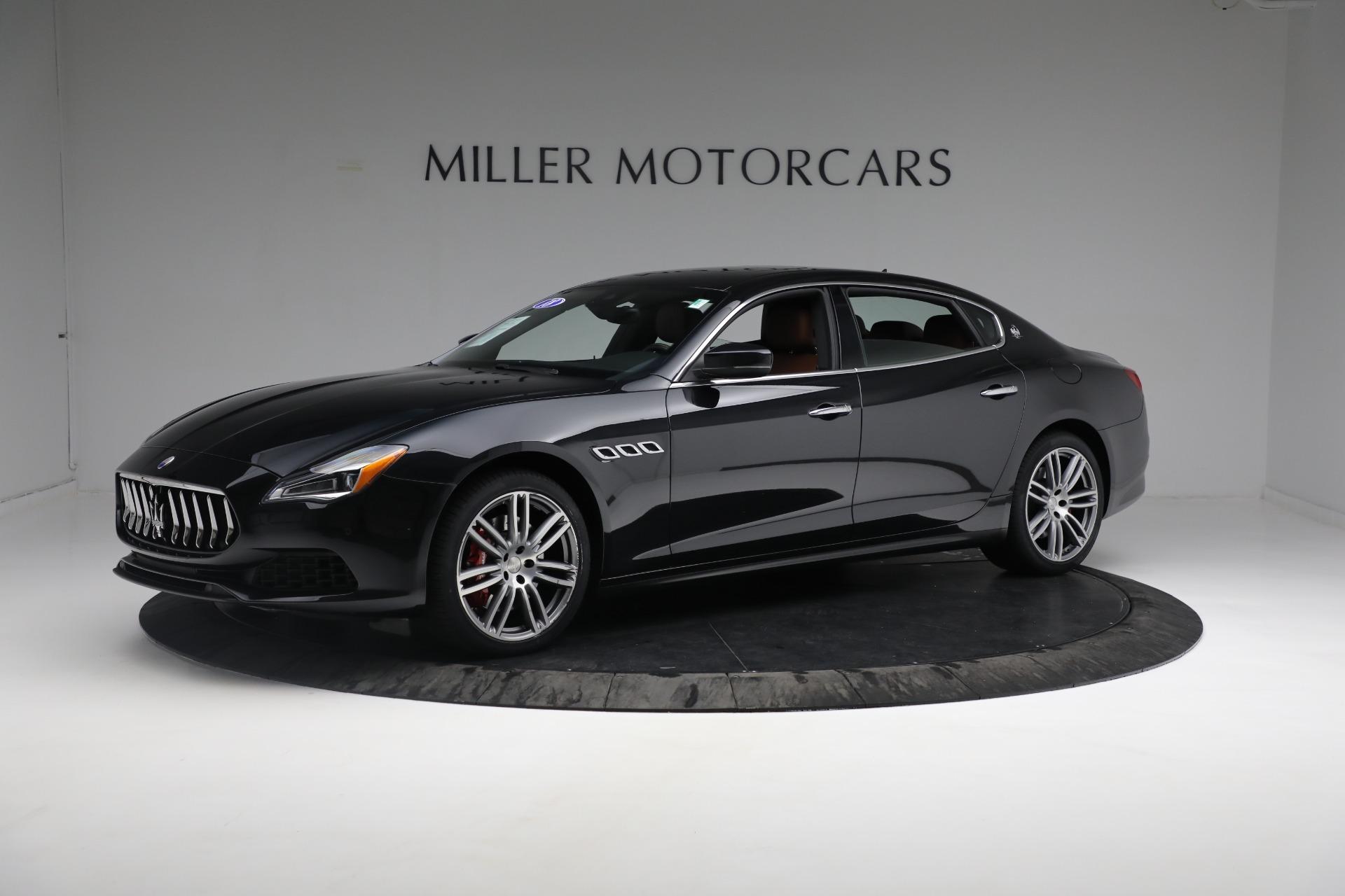 New 2018 Maserati Quattroporte S Q4 For Sale In Greenwich, CT 2359_p3