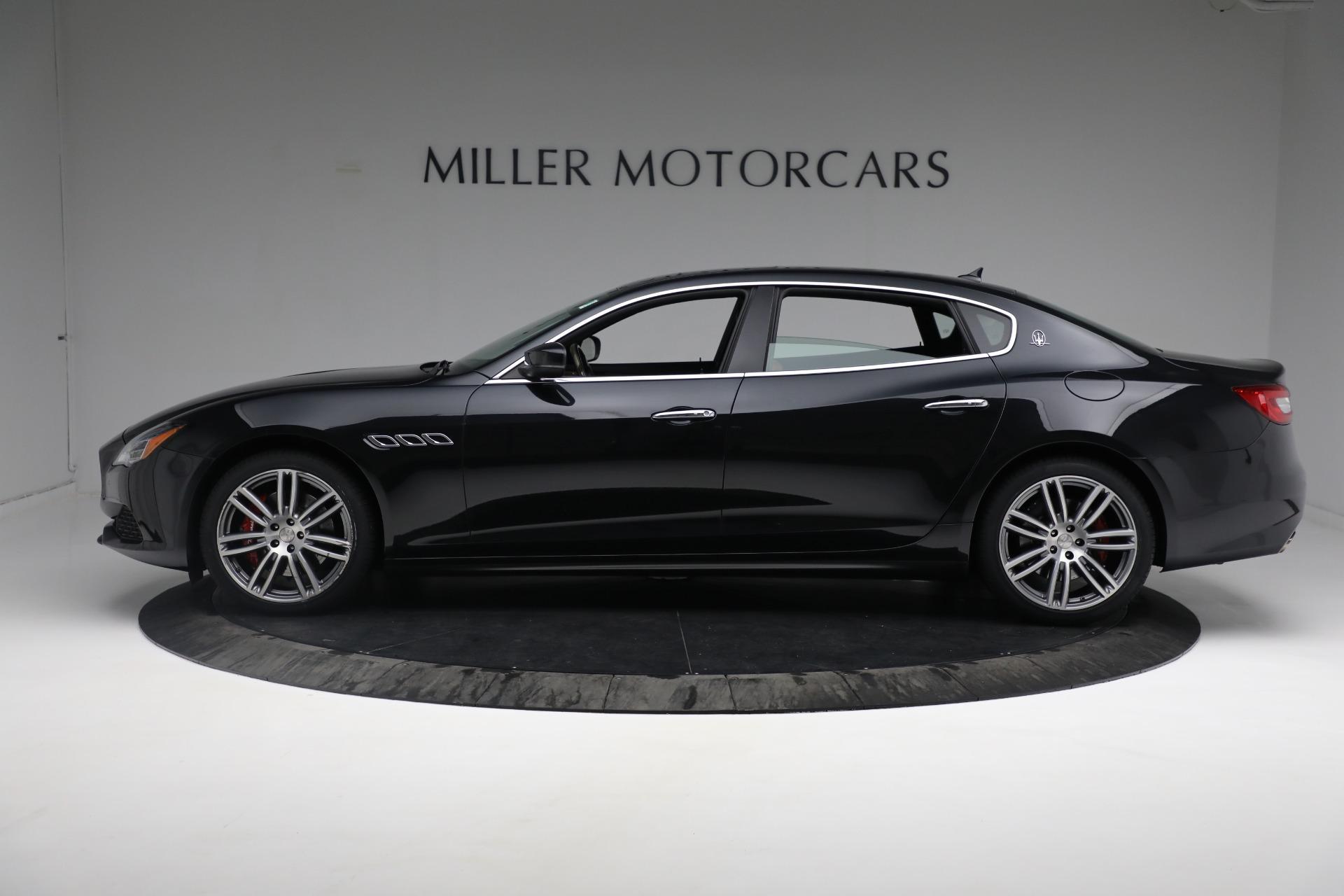 New 2018 Maserati Quattroporte S Q4 For Sale In Greenwich, CT 2359_p4