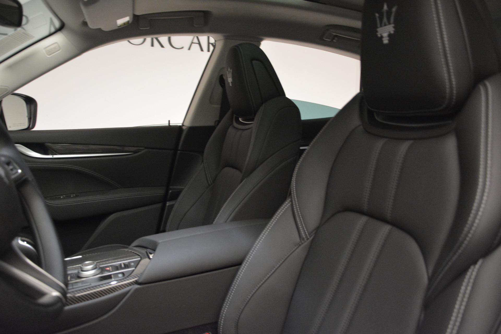 New 2018 Maserati Levante S Q4 GranSport For Sale In Greenwich, CT 2360_p14