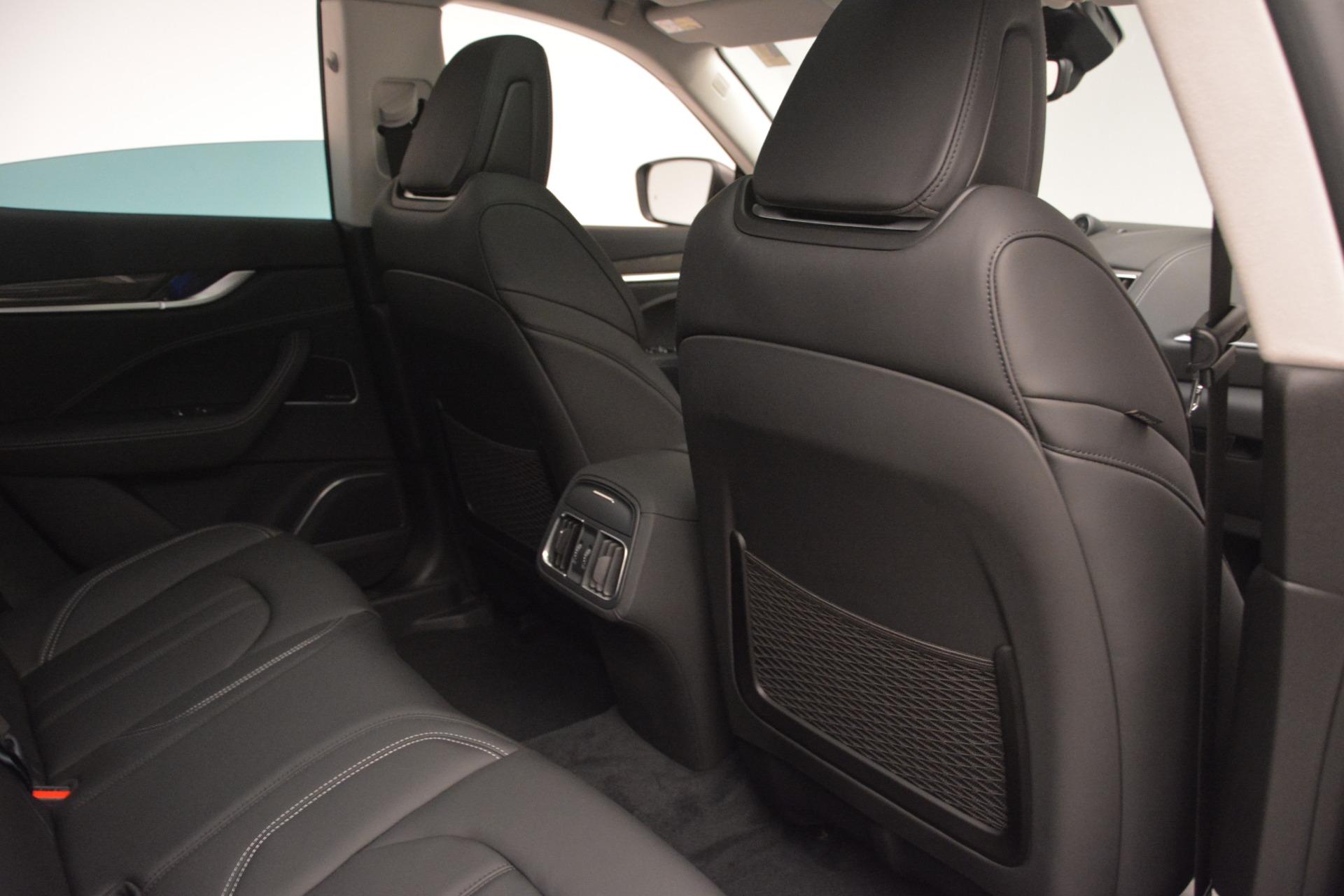 New 2018 Maserati Levante S Q4 GranSport For Sale In Greenwich, CT 2360_p21