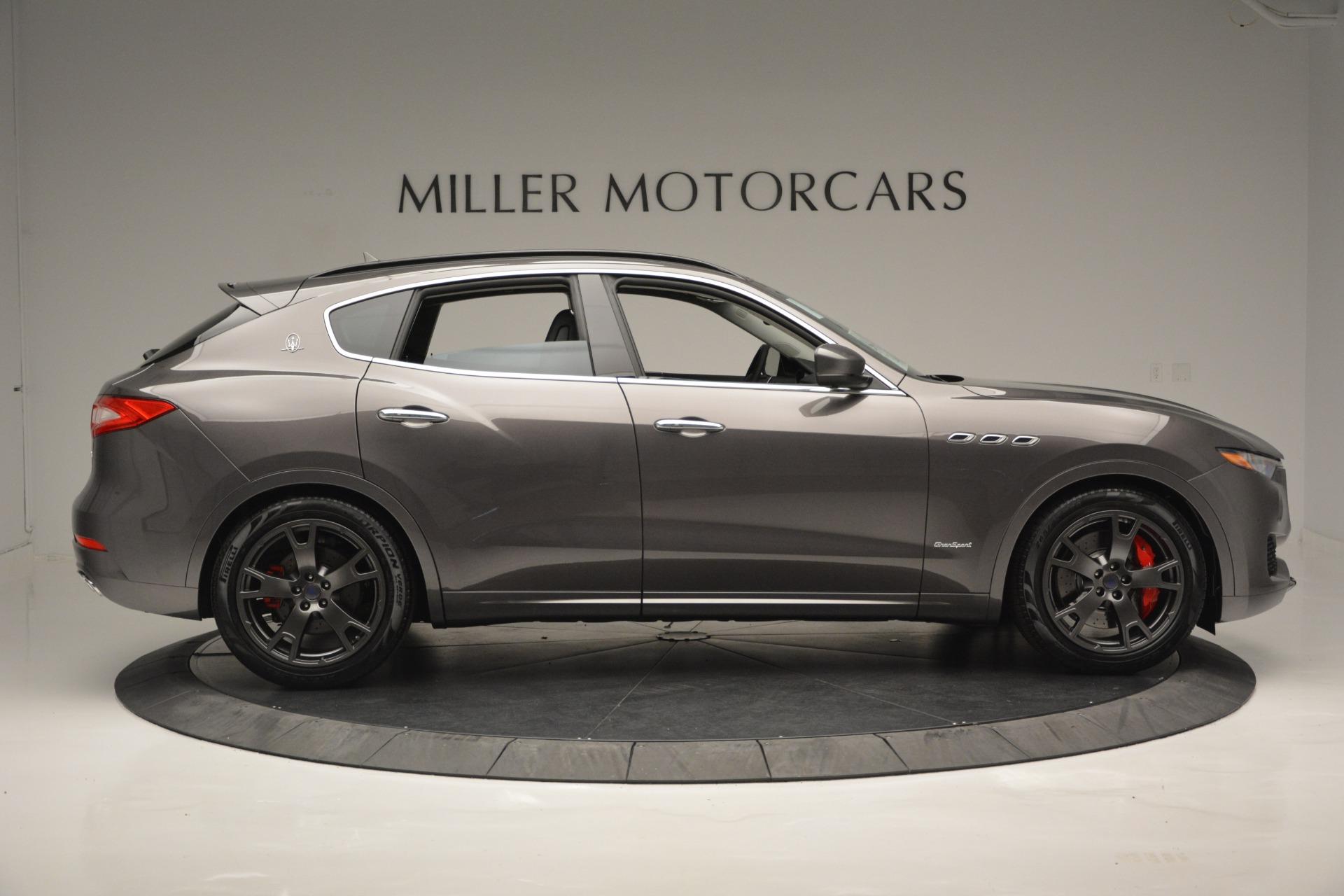 New 2018 Maserati Levante S Q4 GranSport For Sale In Greenwich, CT 2360_p9