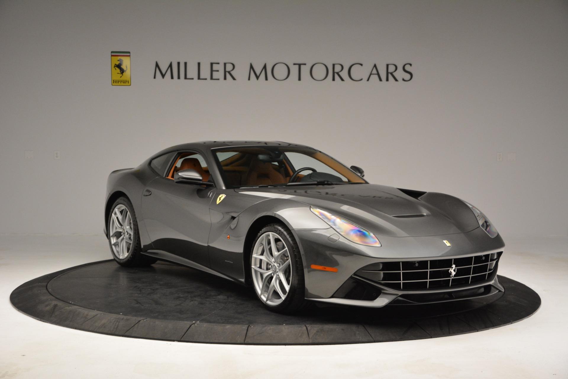 Used 2014 Ferrari F12 Berlinetta  For Sale In Greenwich, CT 2361_p11
