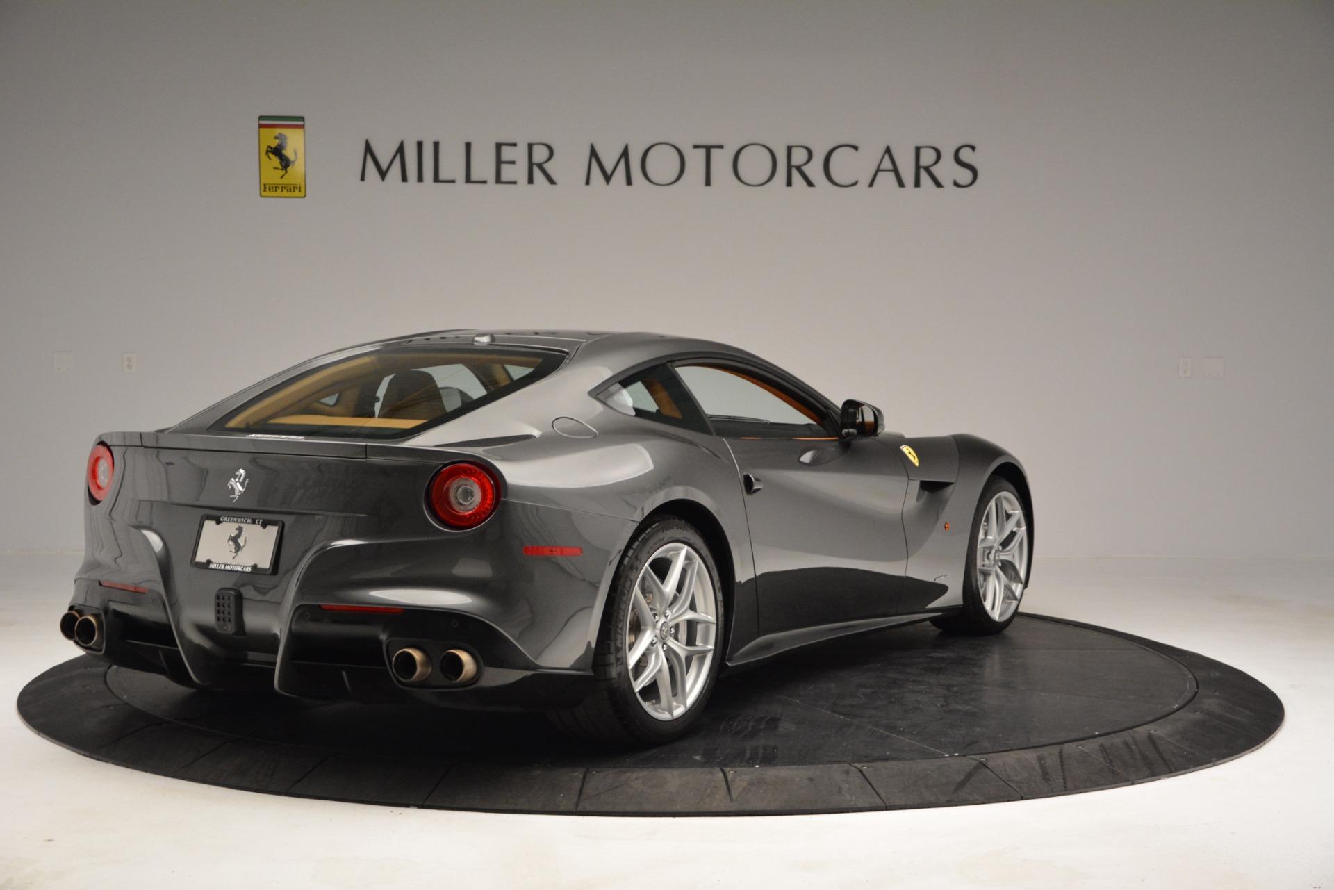 Used 2014 Ferrari F12 Berlinetta  For Sale In Greenwich, CT 2361_p7