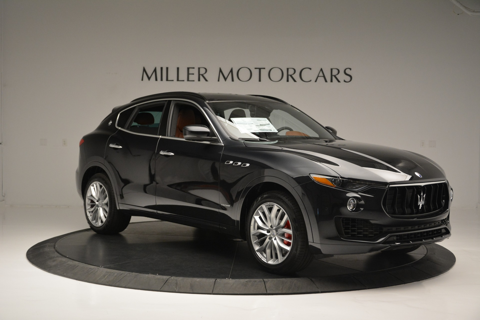 New 2018 Maserati Levante S Q4 GranSport For Sale In Greenwich, CT 2362_p13