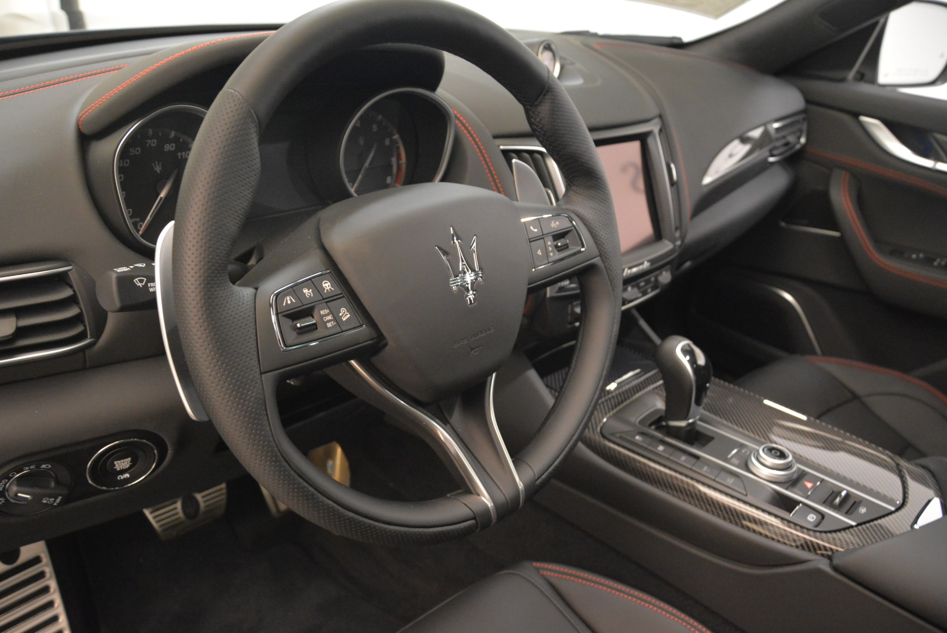 New 2018 Maserati Levante S Q4 GranSport For Sale In Greenwich, CT 2362_p17