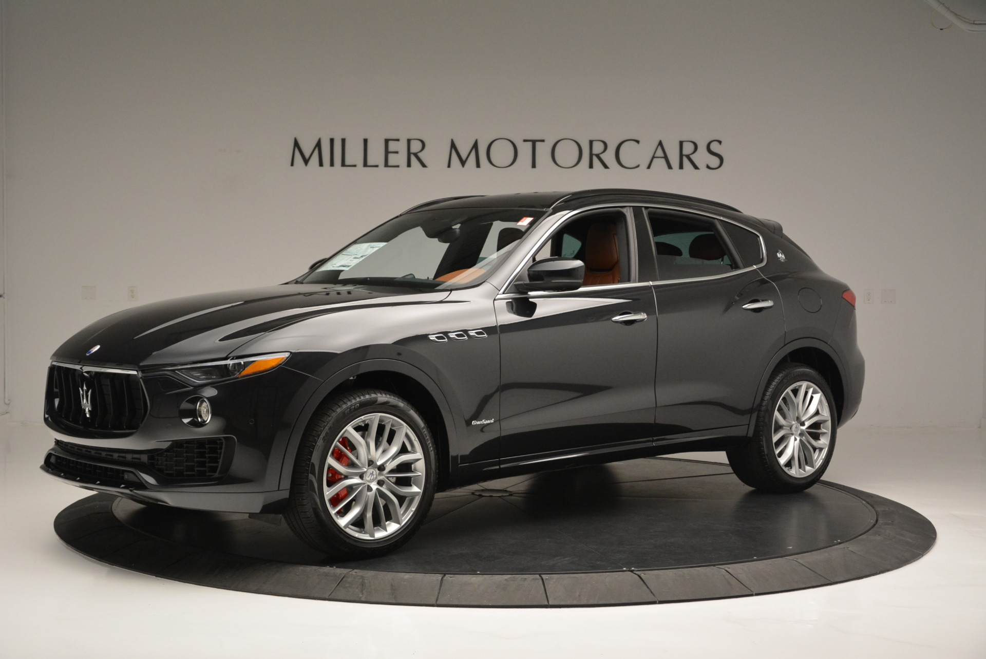 New 2018 Maserati Levante S Q4 GranSport For Sale In Greenwich, CT 2362_p2