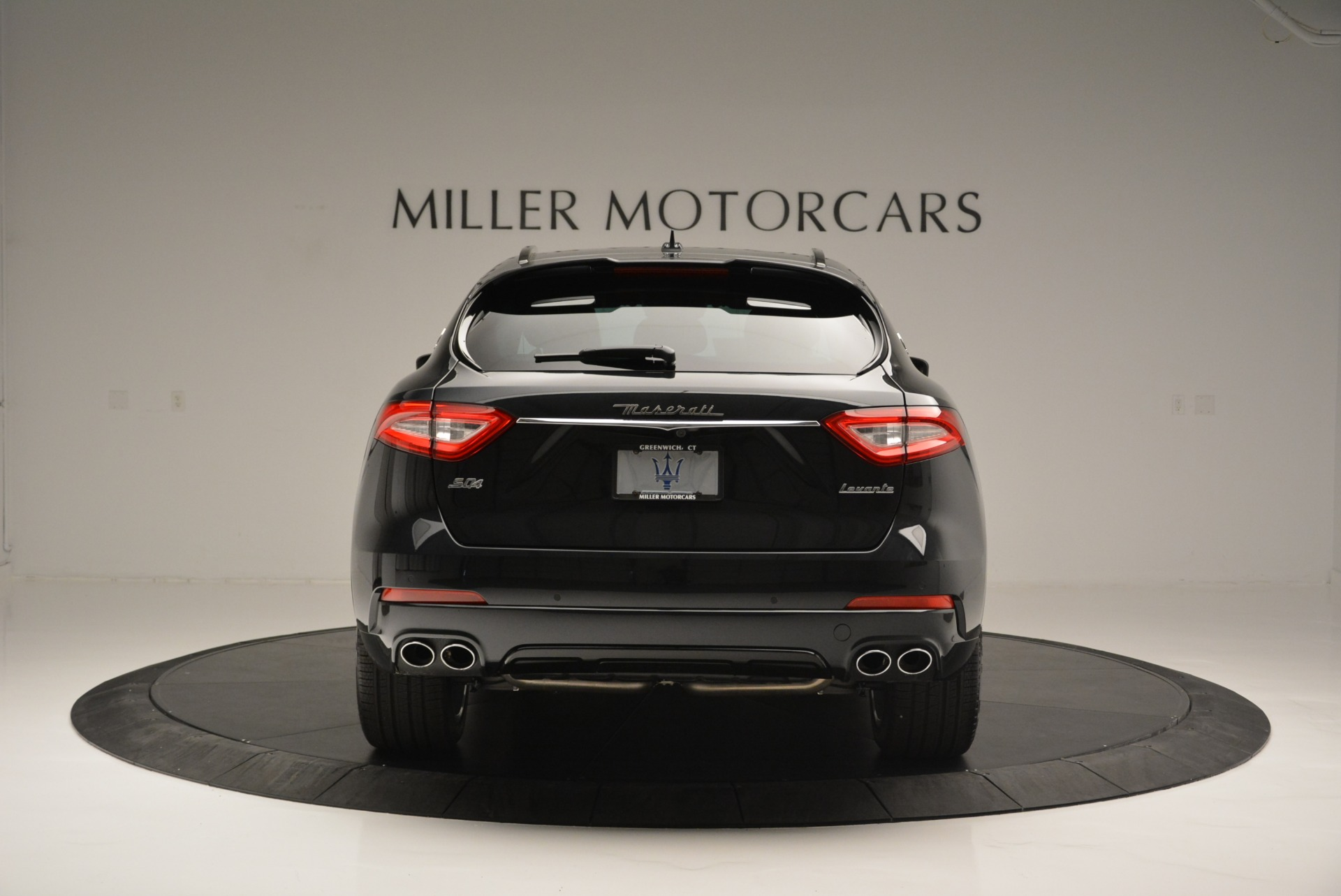 New 2018 Maserati Levante S Q4 GranSport For Sale In Greenwich, CT 2362_p6