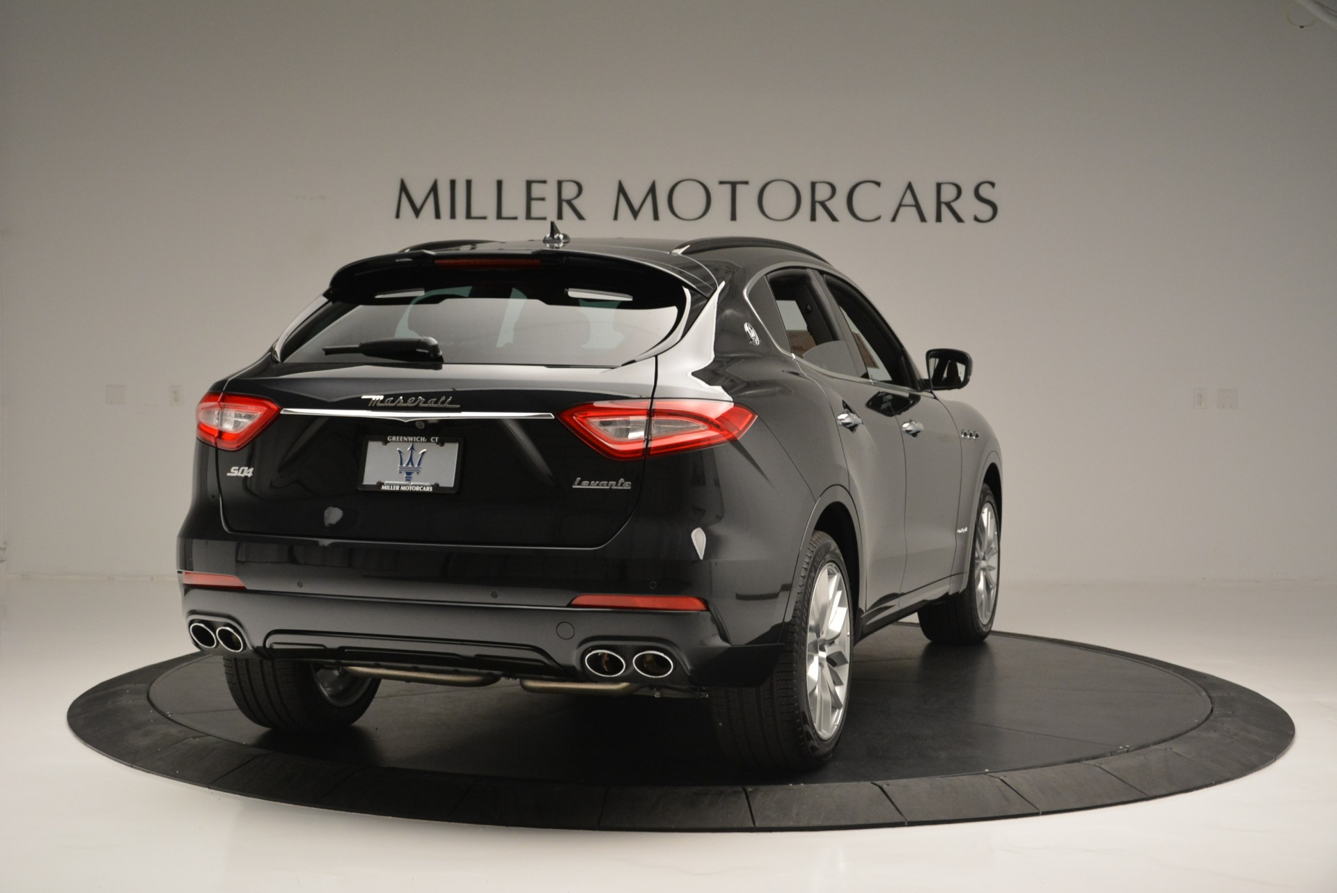 New 2018 Maserati Levante S Q4 GranSport For Sale In Greenwich, CT 2362_p7