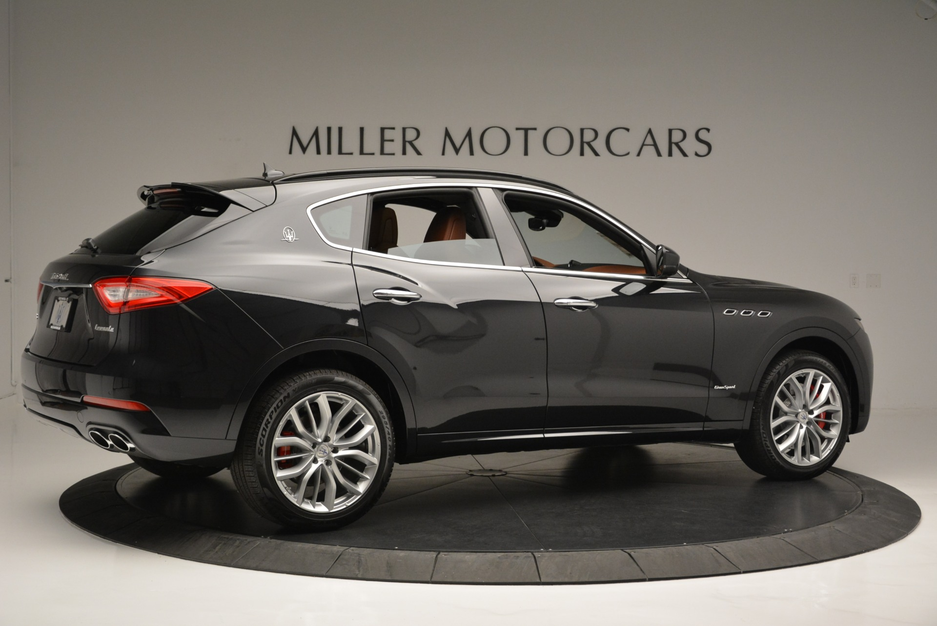 New 2018 Maserati Levante S Q4 GranSport For Sale In Greenwich, CT 2362_p9