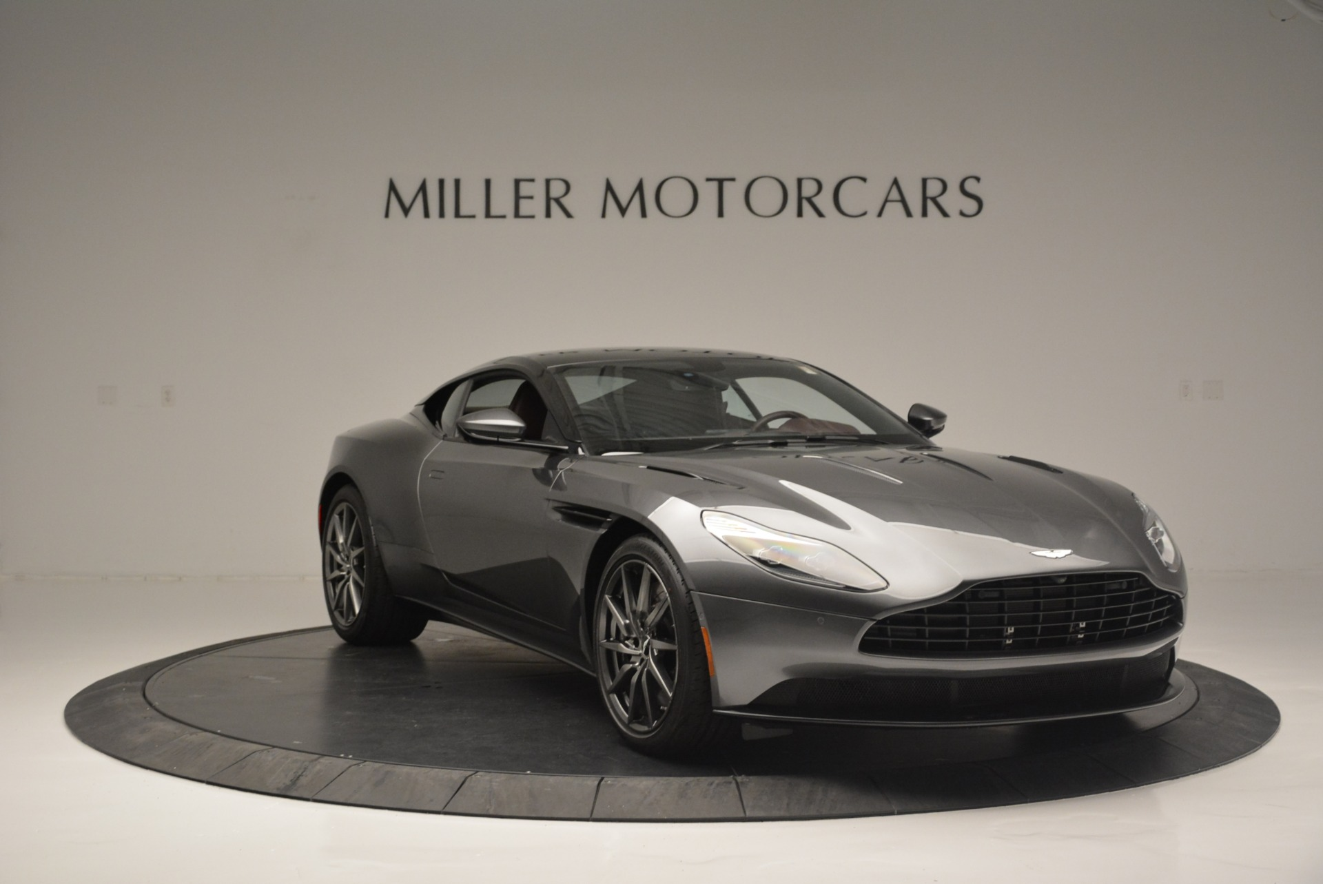 New 2018 Aston Martin DB11 V12 Coupe For Sale In Greenwich, CT 2364_p11