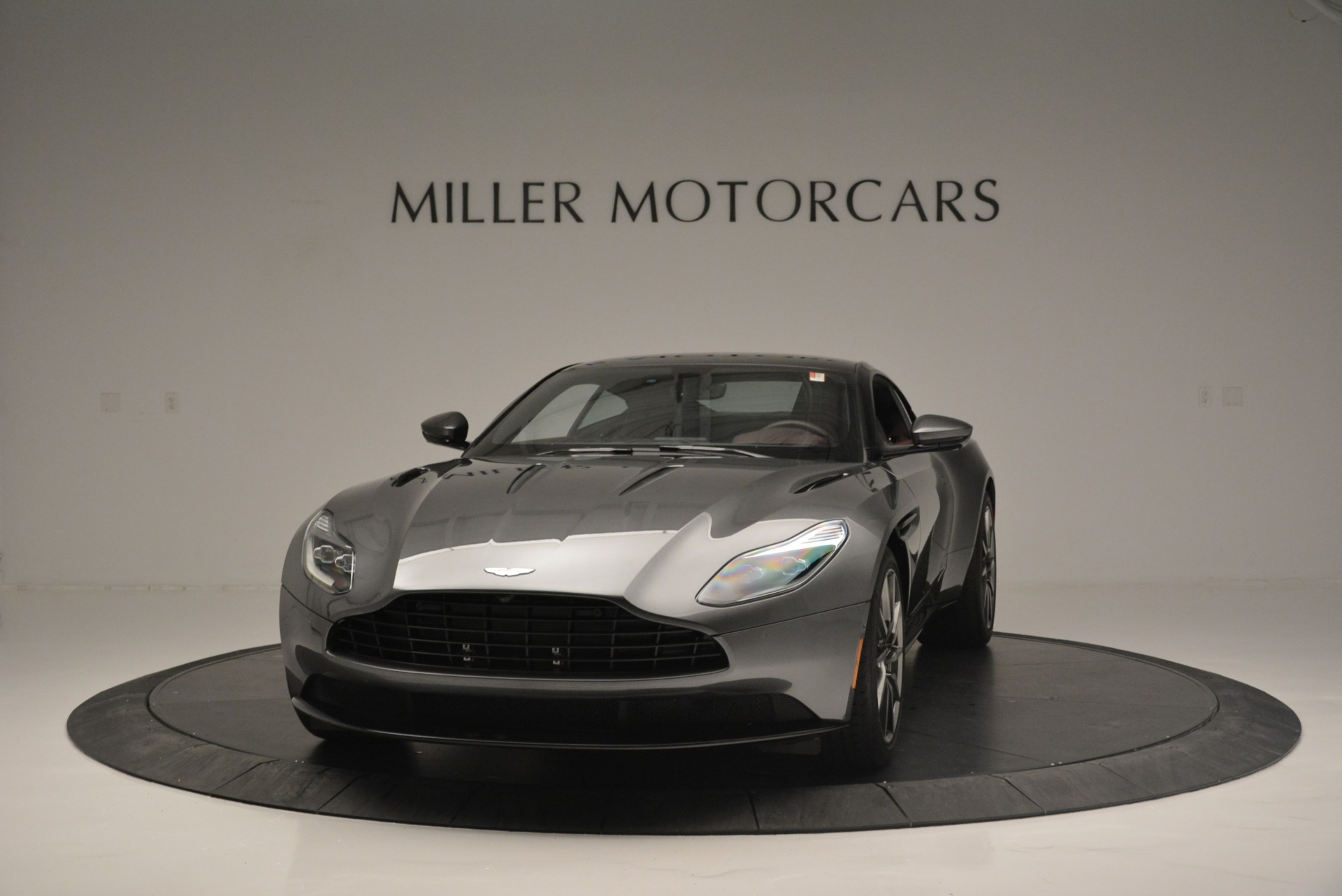 New 2018 Aston Martin DB11 V12 Coupe For Sale In Greenwich, CT 2364_p2