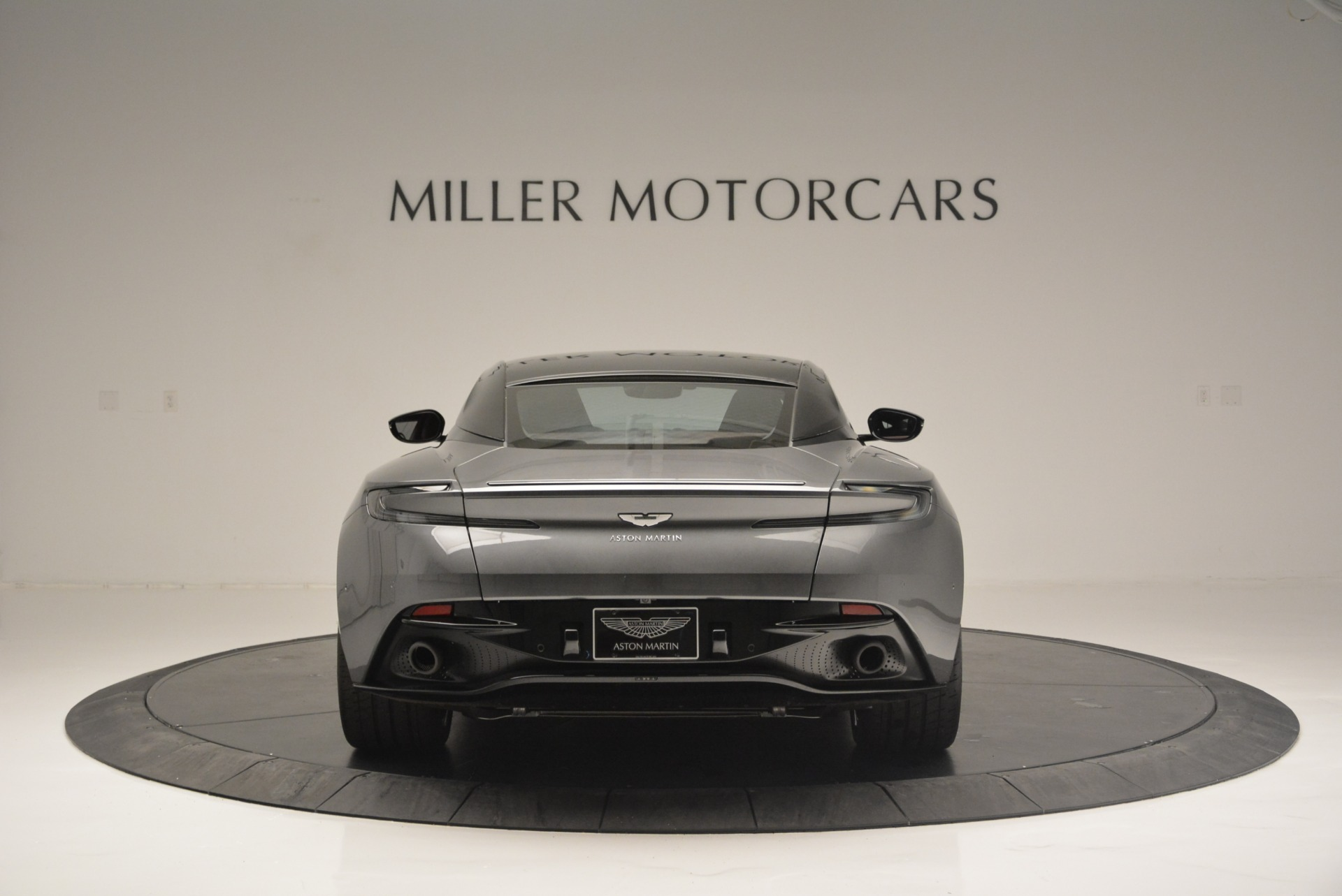 New 2018 Aston Martin DB11 V12 Coupe For Sale In Greenwich, CT 2364_p6