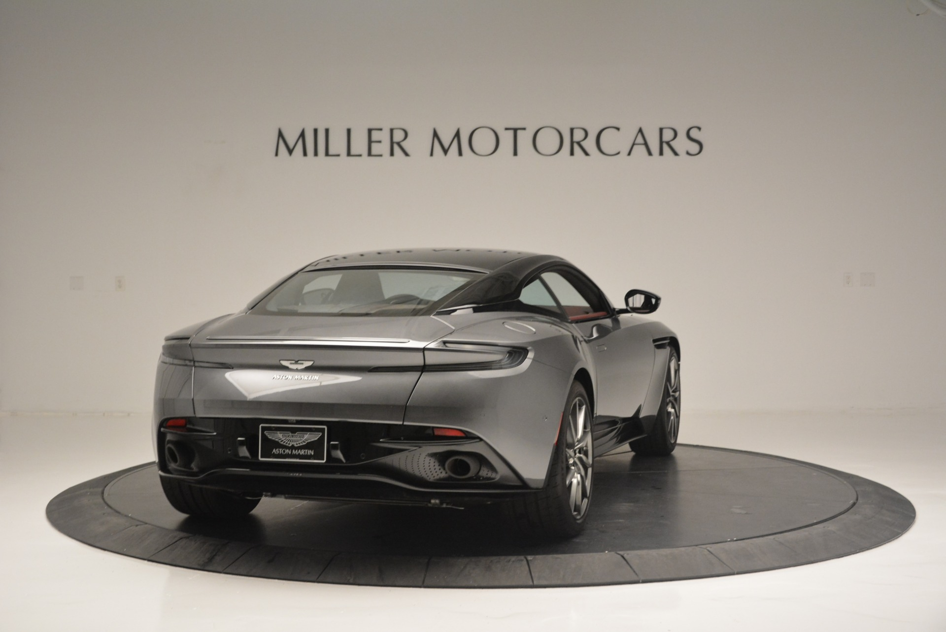 New 2018 Aston Martin DB11 V12 Coupe For Sale In Greenwich, CT 2364_p7