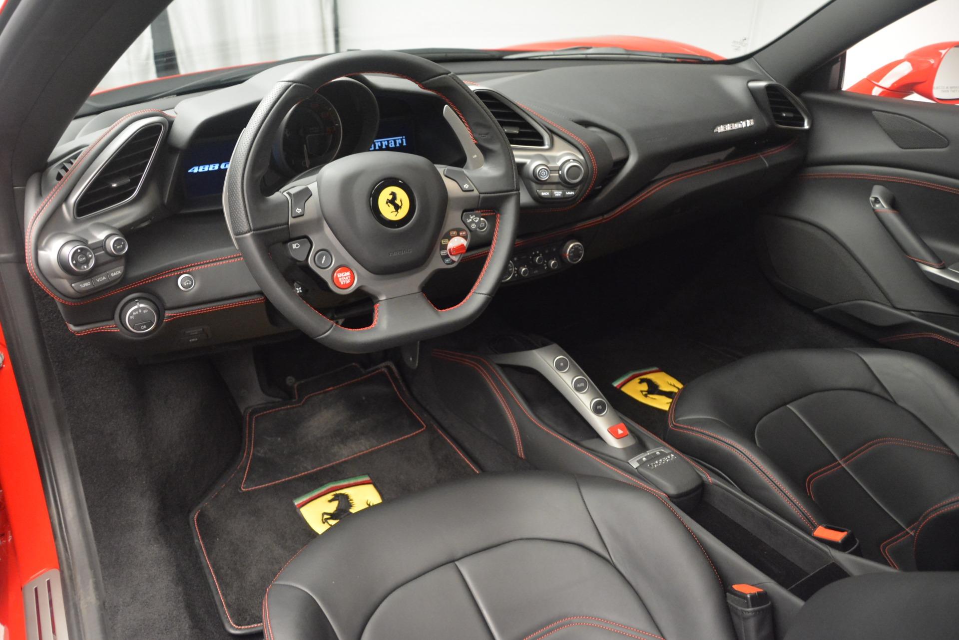 Used 2017 Ferrari 488 GTB  For Sale In Greenwich, CT 2365_p13