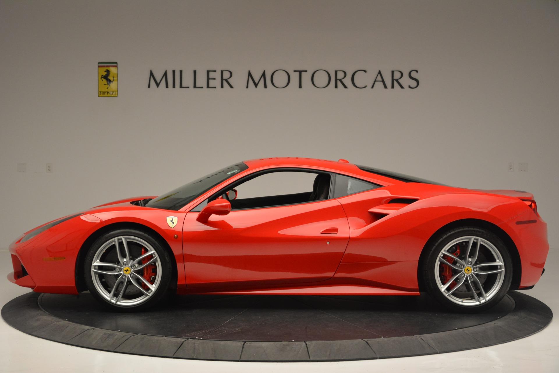 Used 2017 Ferrari 488 GTB  For Sale In Greenwich, CT 2365_p3