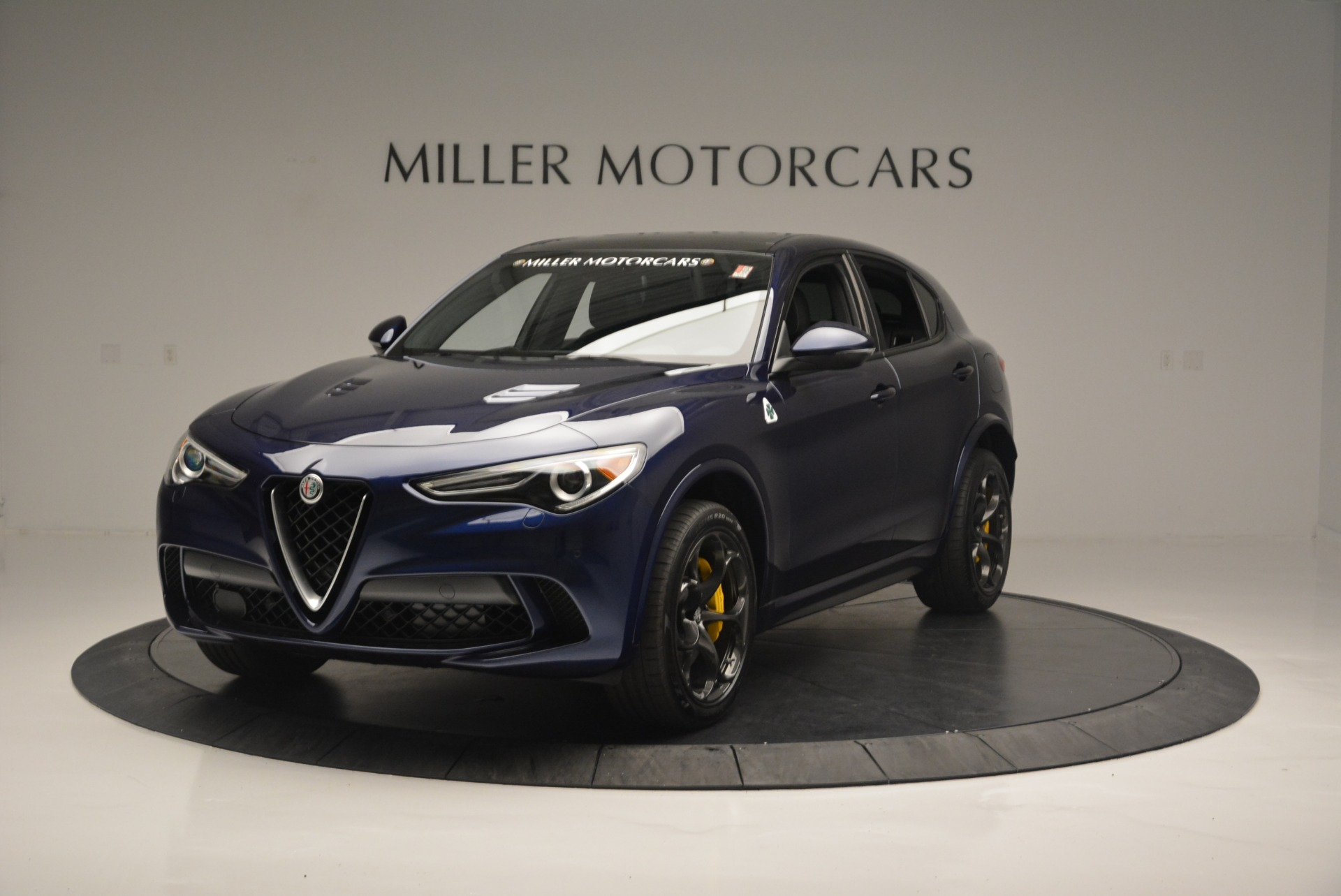 New 2018 Alfa Romeo Stelvio Quadrifoglio For Sale In Greenwich, CT 2371_main