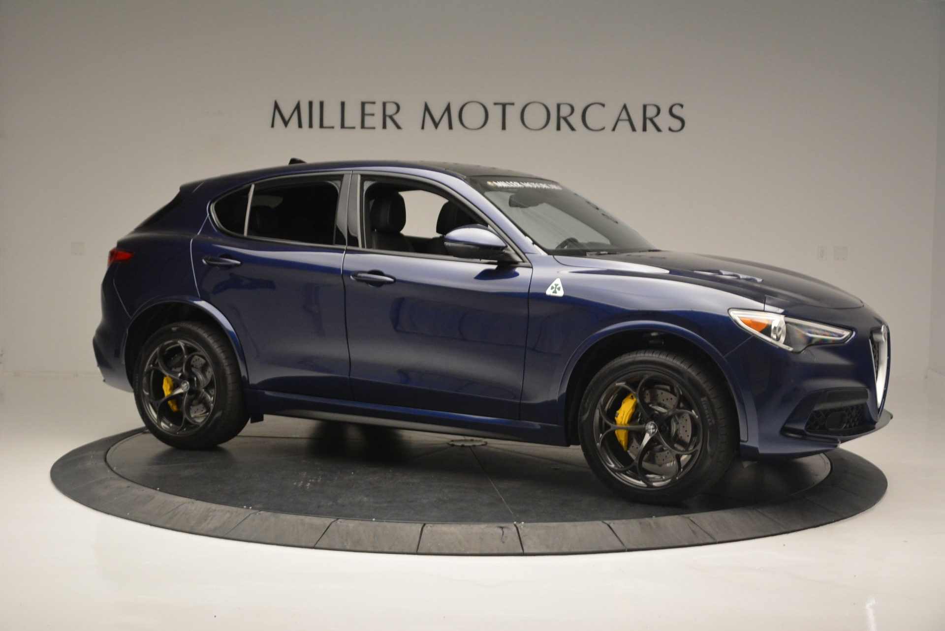 New 2018 Alfa Romeo Stelvio Quadrifoglio For Sale In Greenwich, CT 2371_p10