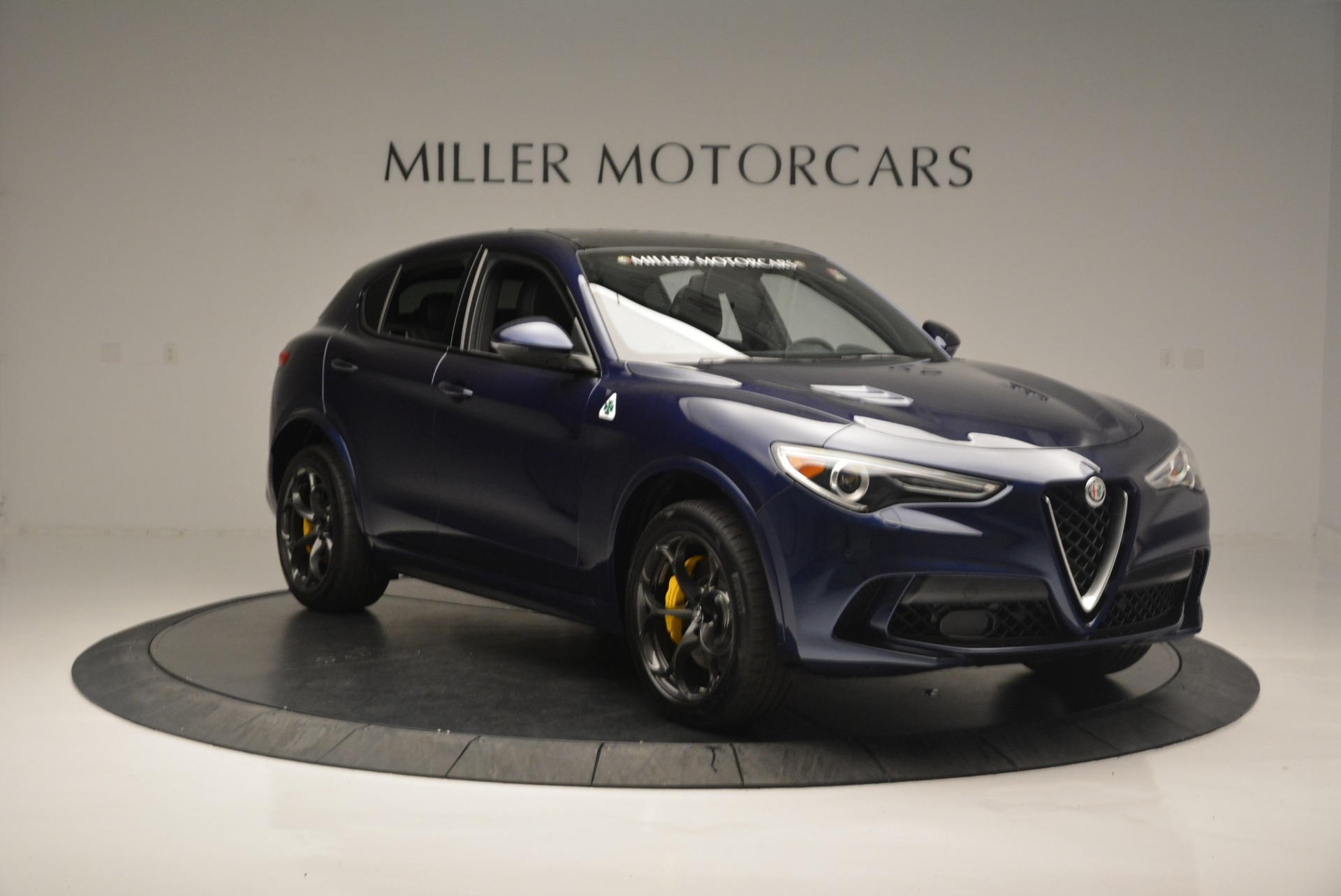 New 2018 Alfa Romeo Stelvio Quadrifoglio For Sale In Greenwich, CT 2371_p11