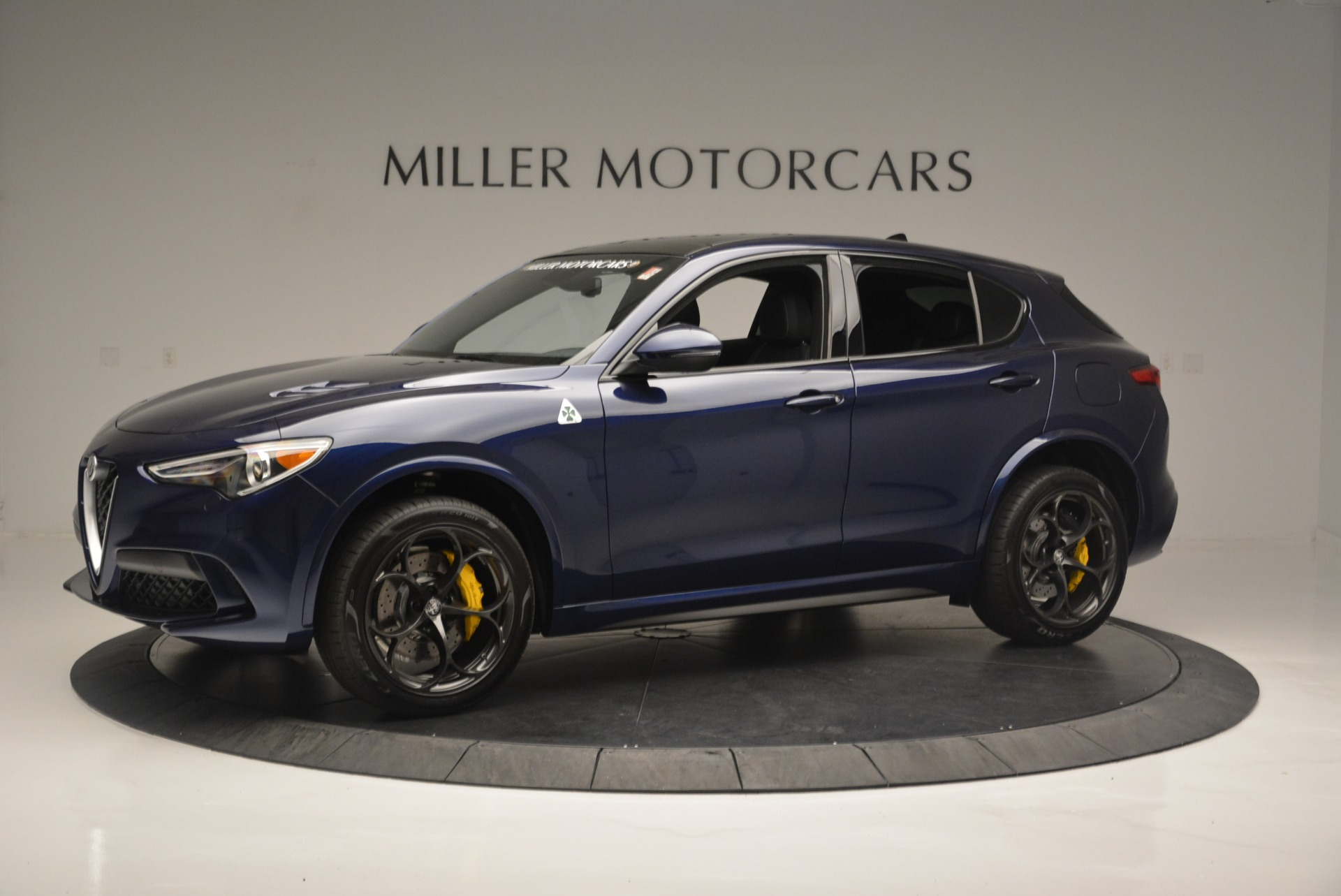 New 2018 Alfa Romeo Stelvio Quadrifoglio For Sale In Greenwich, CT 2371_p2