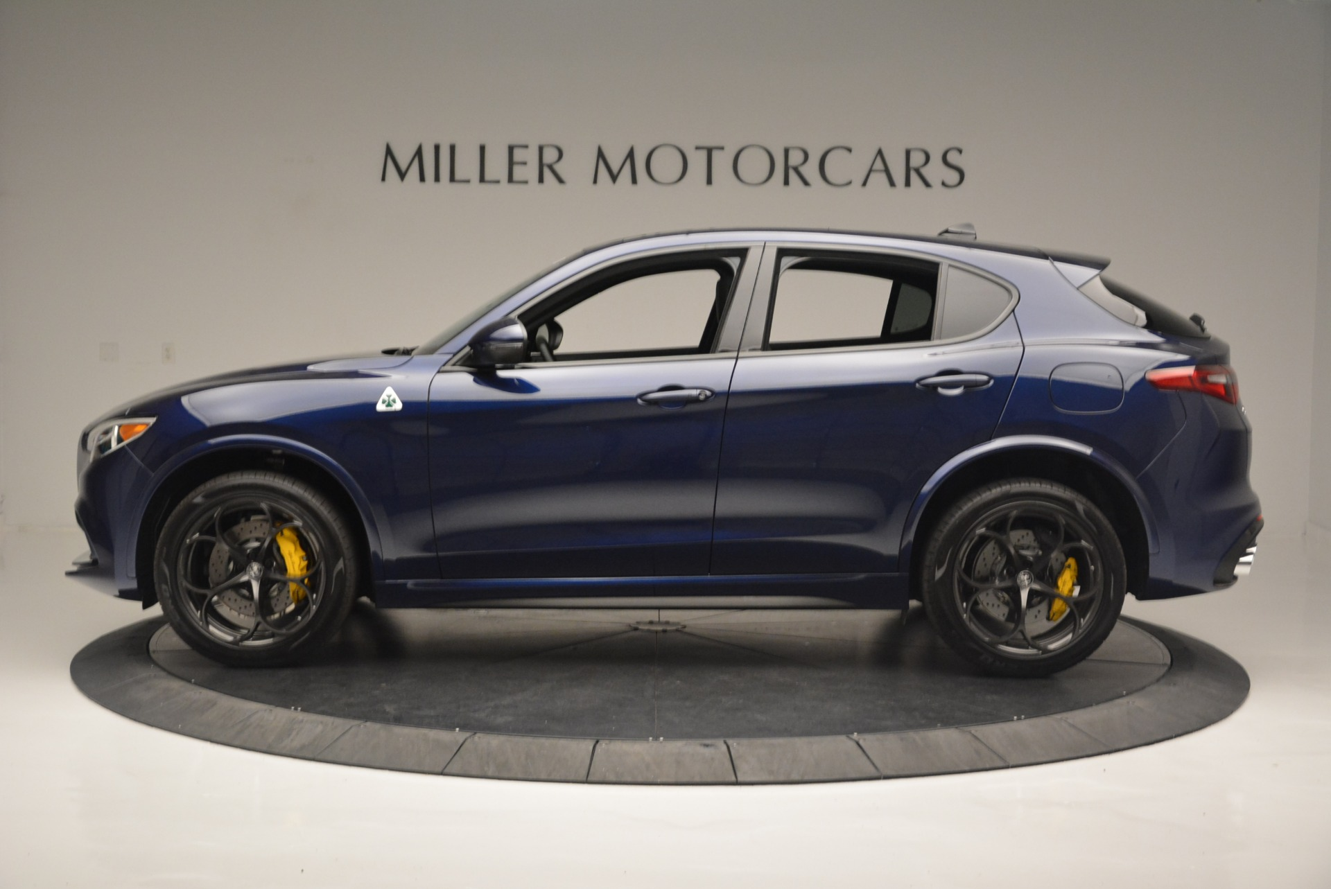 New 2018 Alfa Romeo Stelvio Quadrifoglio For Sale In Greenwich, CT 2371_p3