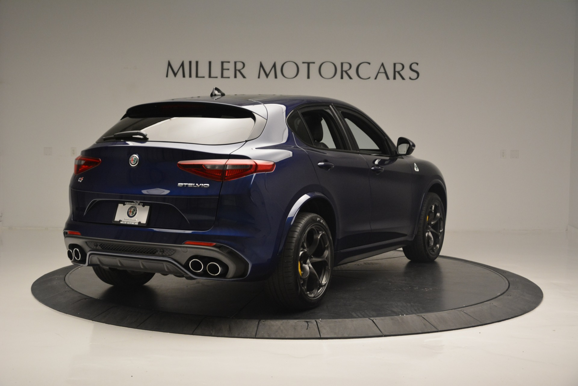 New 2018 Alfa Romeo Stelvio Quadrifoglio For Sale In Greenwich, CT 2371_p7