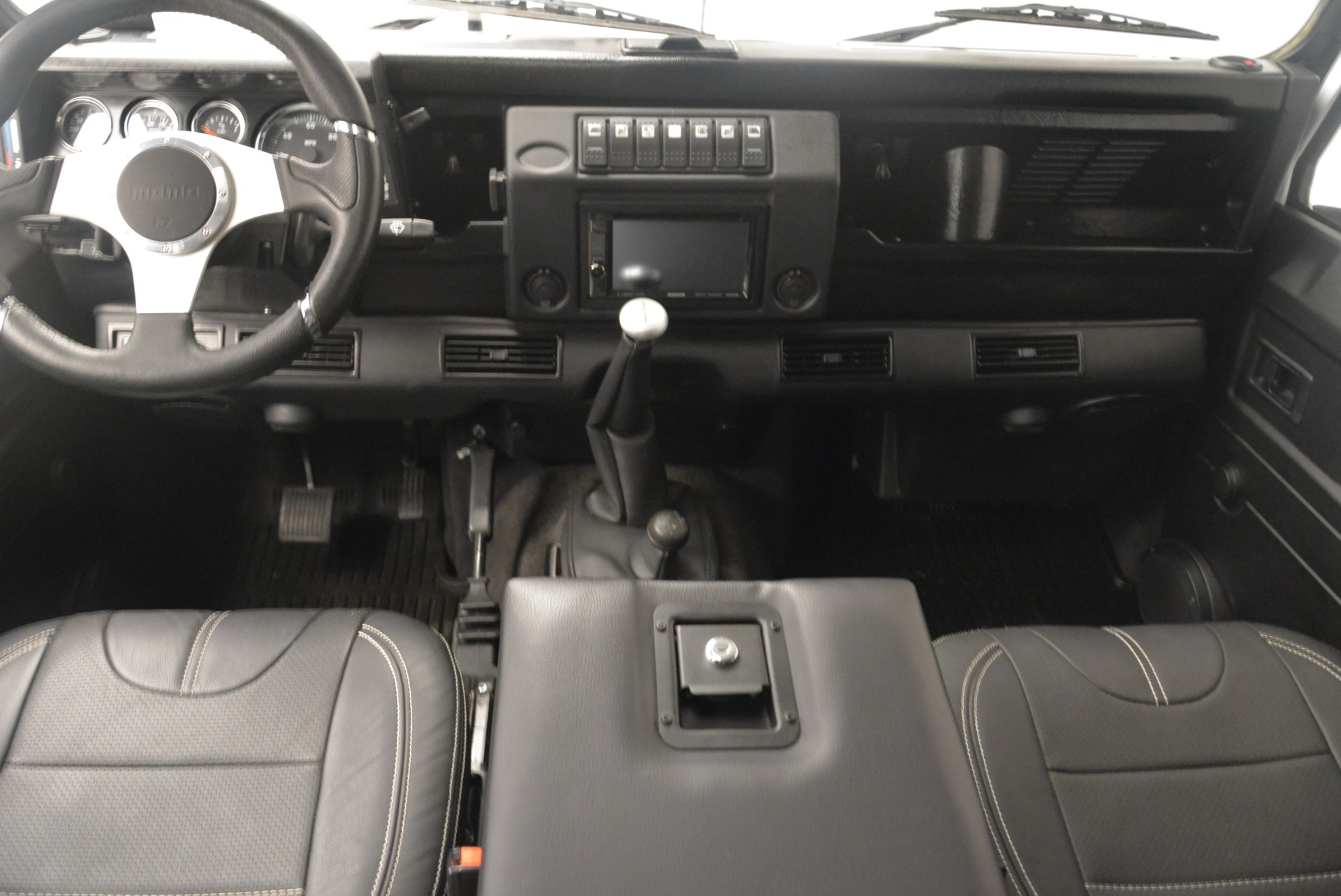 Used 1994 Land Rover Defender 130 Himalaya For Sale In Greenwich, CT 2374_p15