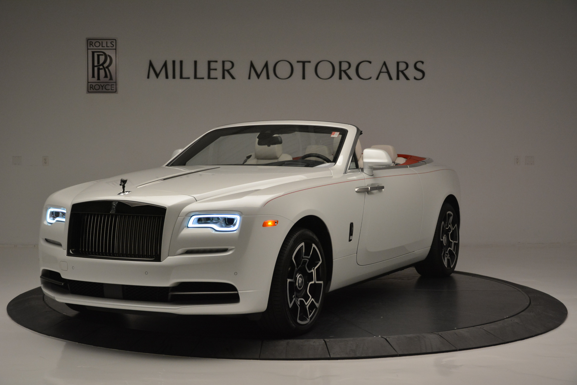 Used 2018 Rolls-Royce Dawn Black Badge For Sale In Greenwich, CT