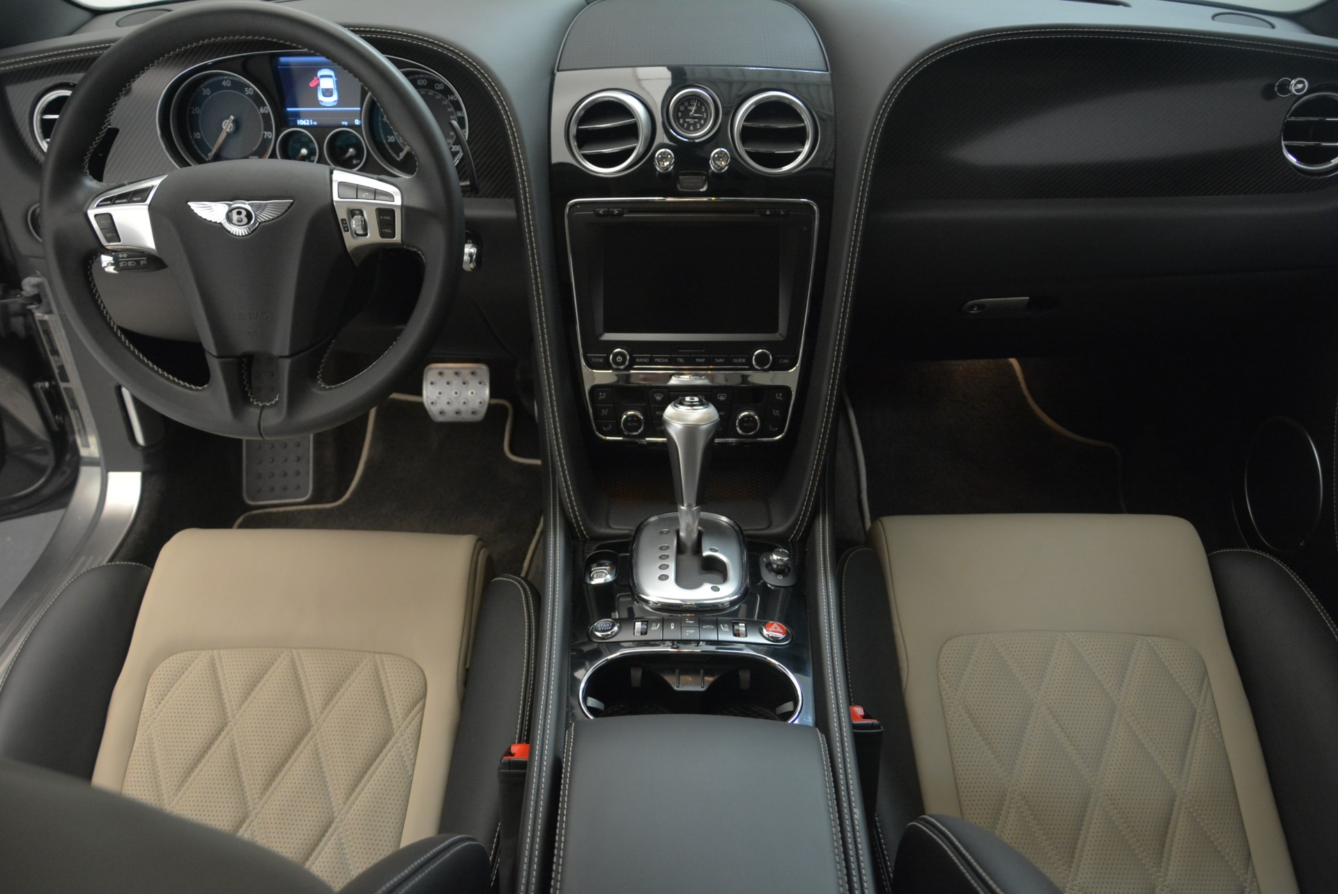 Used 2013 Bentley Continental GT V8 For Sale In Greenwich, CT 2377_p25