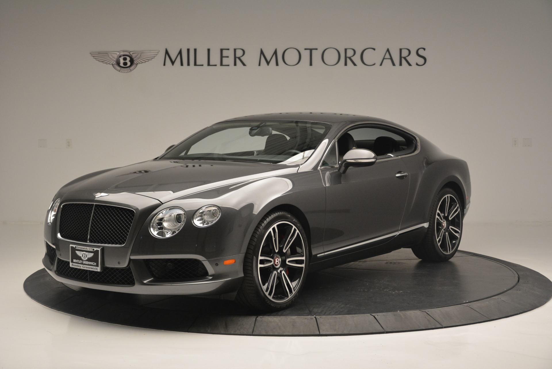 Used 2013 Bentley Continental GT V8 For Sale In Greenwich, CT 2377_p2