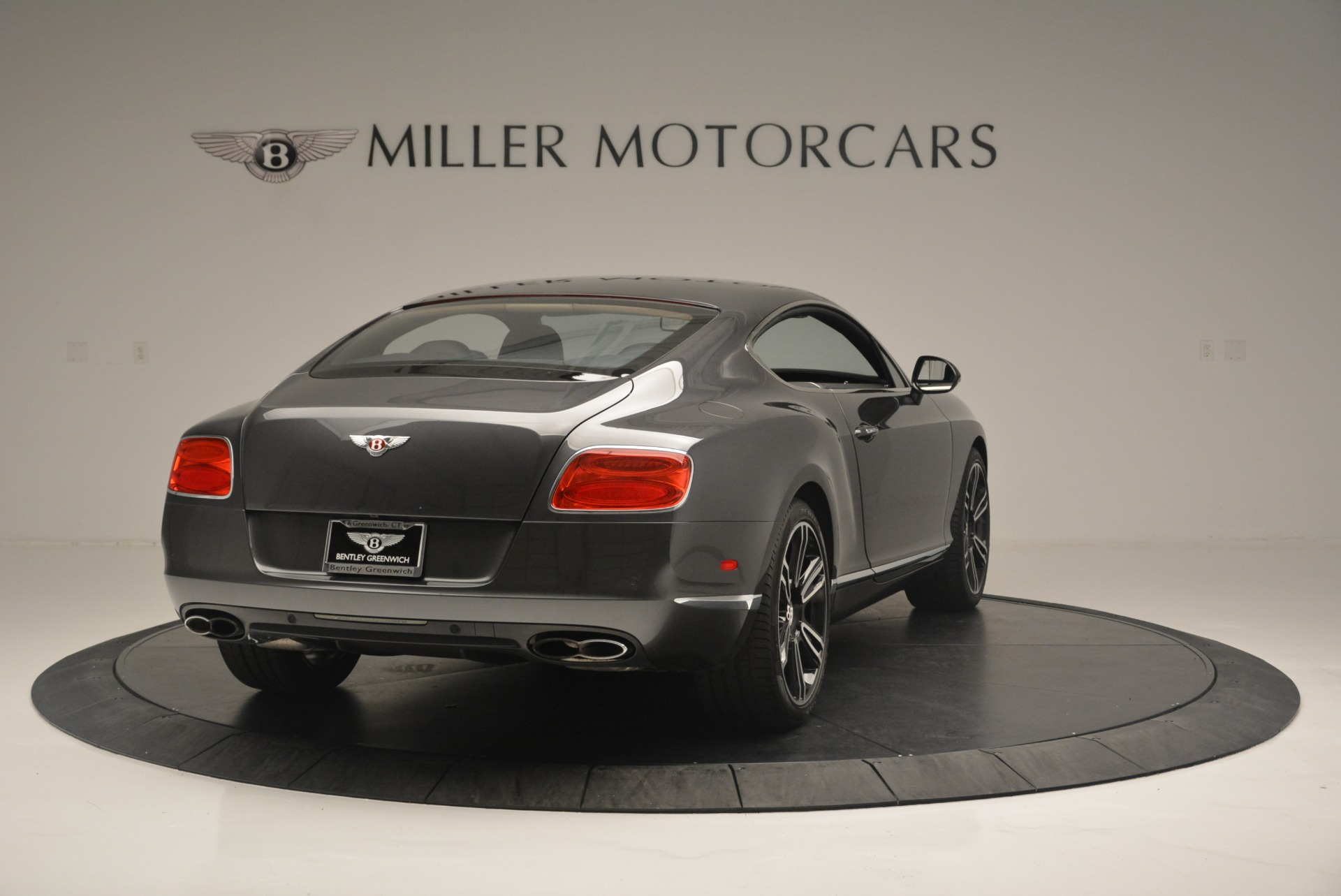 Used 2013 Bentley Continental GT V8 For Sale In Greenwich, CT 2377_p7