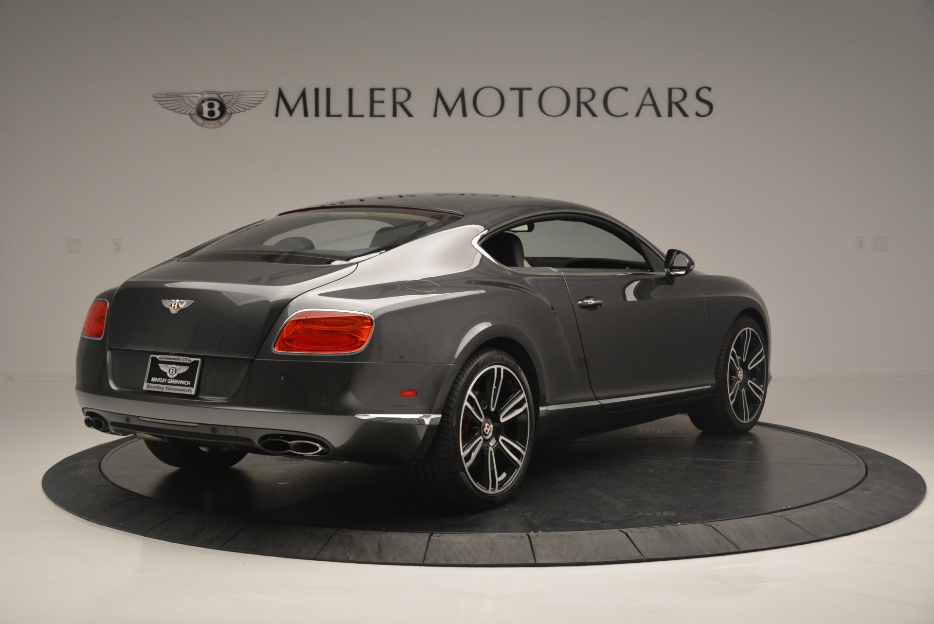 Used 2013 Bentley Continental GT V8 For Sale In Greenwich, CT 2377_p8