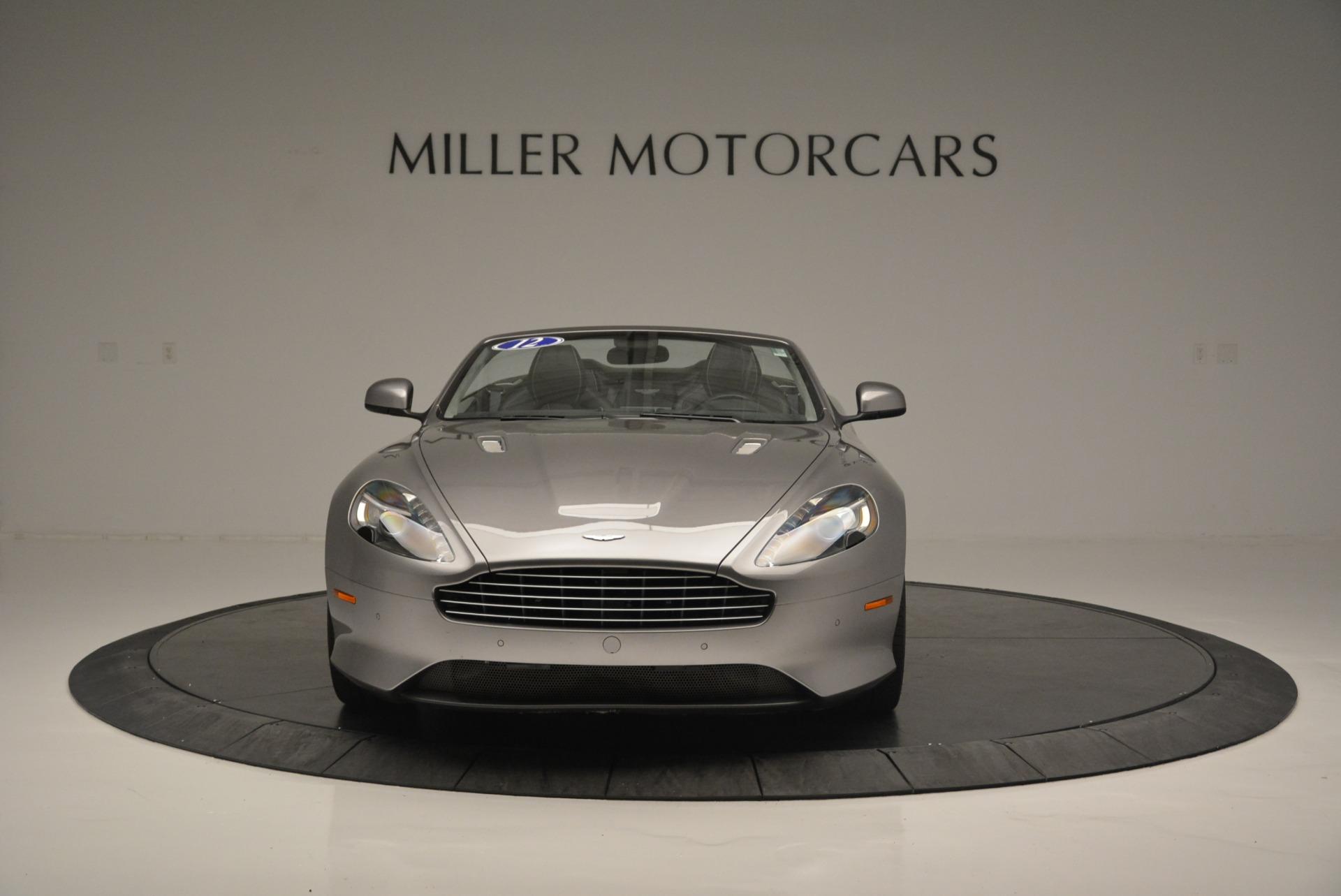 Used 2012 Aston Martin Virage Volante For Sale In Greenwich, CT 2378_p12