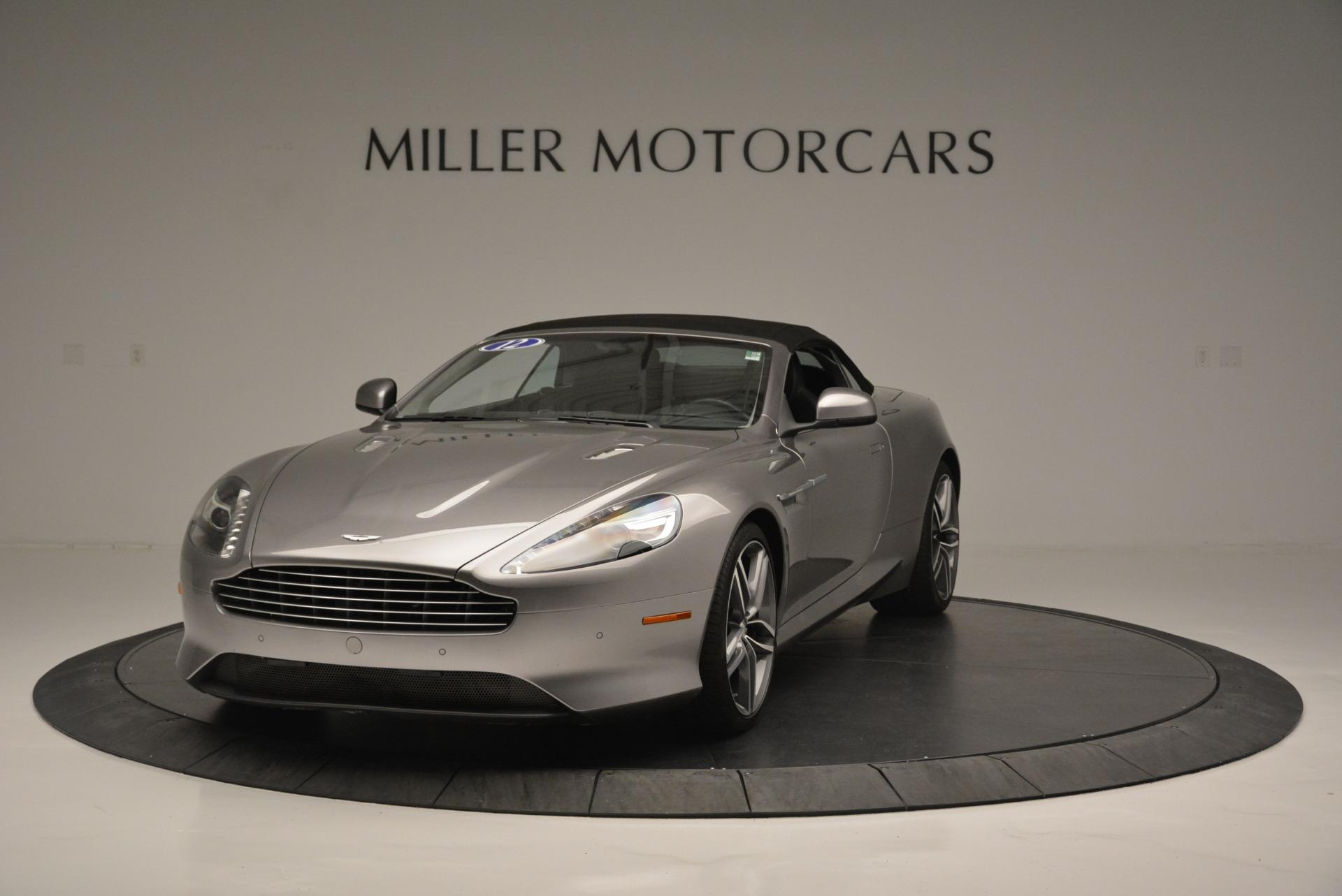 Used 2012 Aston Martin Virage Volante For Sale In Greenwich, CT 2378_p13