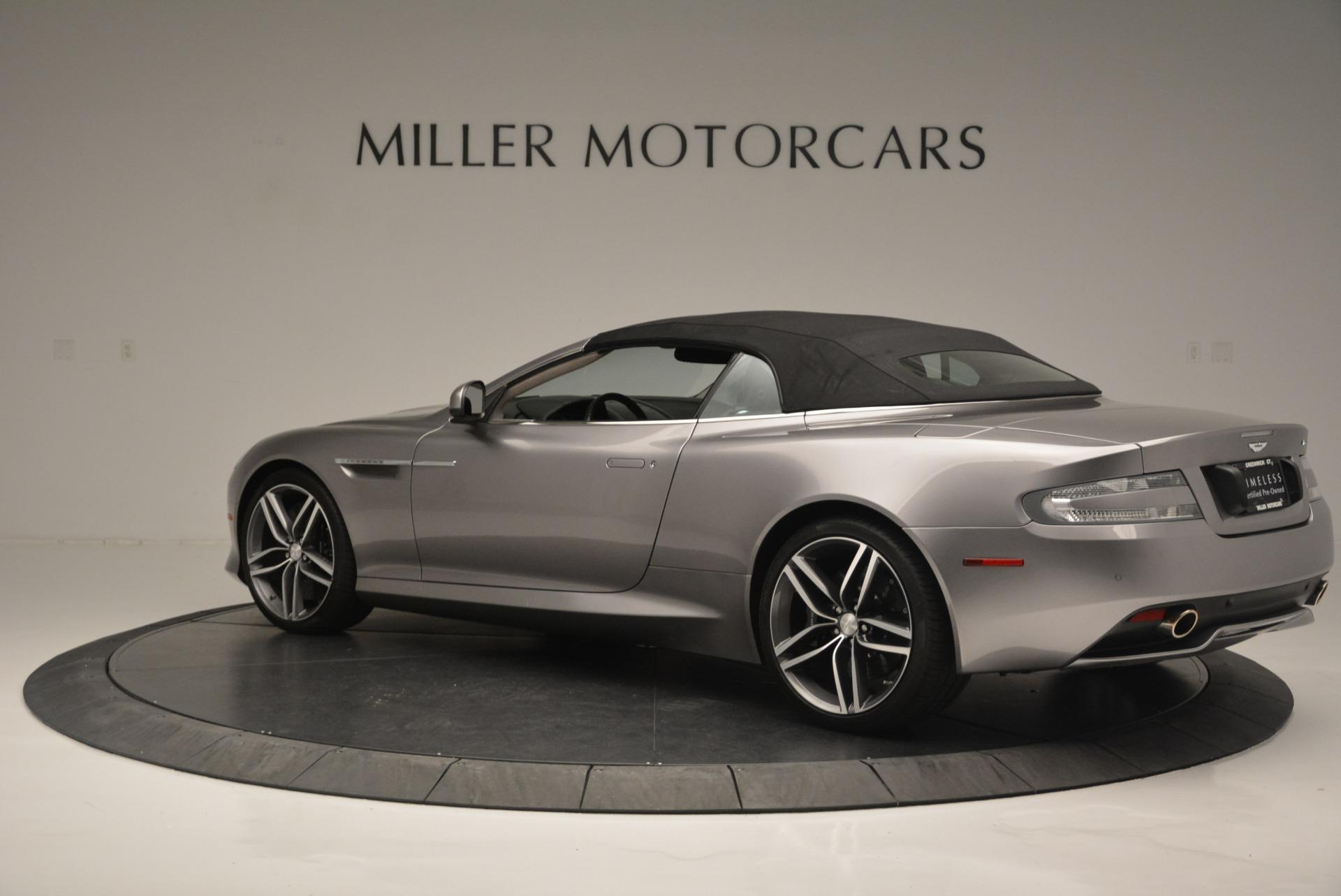 Used 2012 Aston Martin Virage Volante For Sale In Greenwich, CT 2378_p16