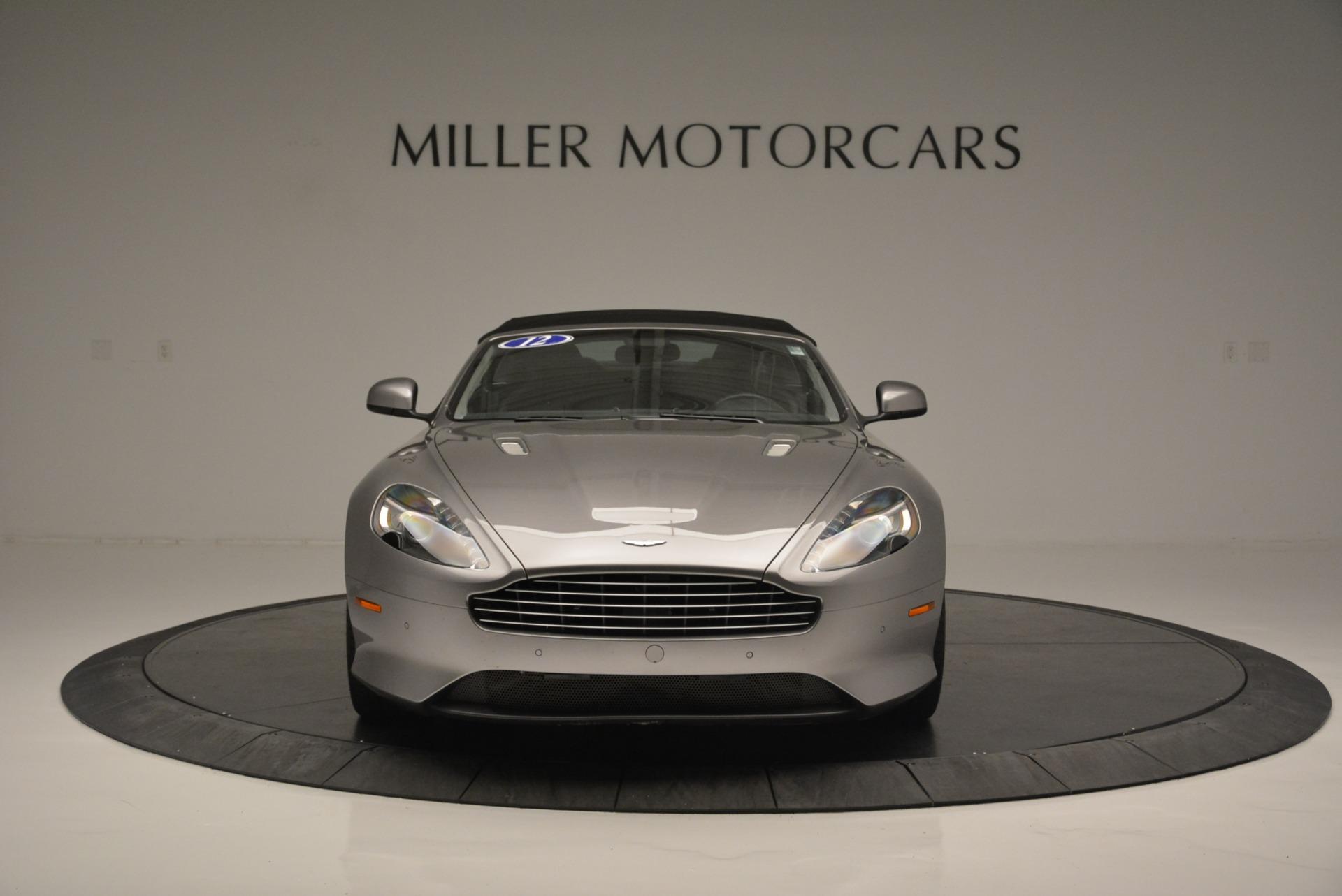 Used 2012 Aston Martin Virage Volante For Sale In Greenwich, CT 2378_p24