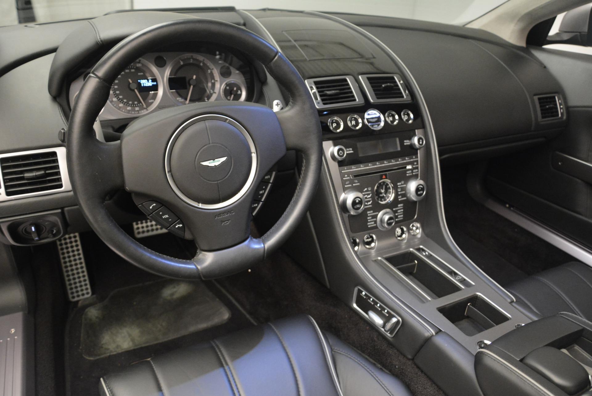 Used 2012 Aston Martin Virage Volante For Sale In Greenwich, CT 2378_p26