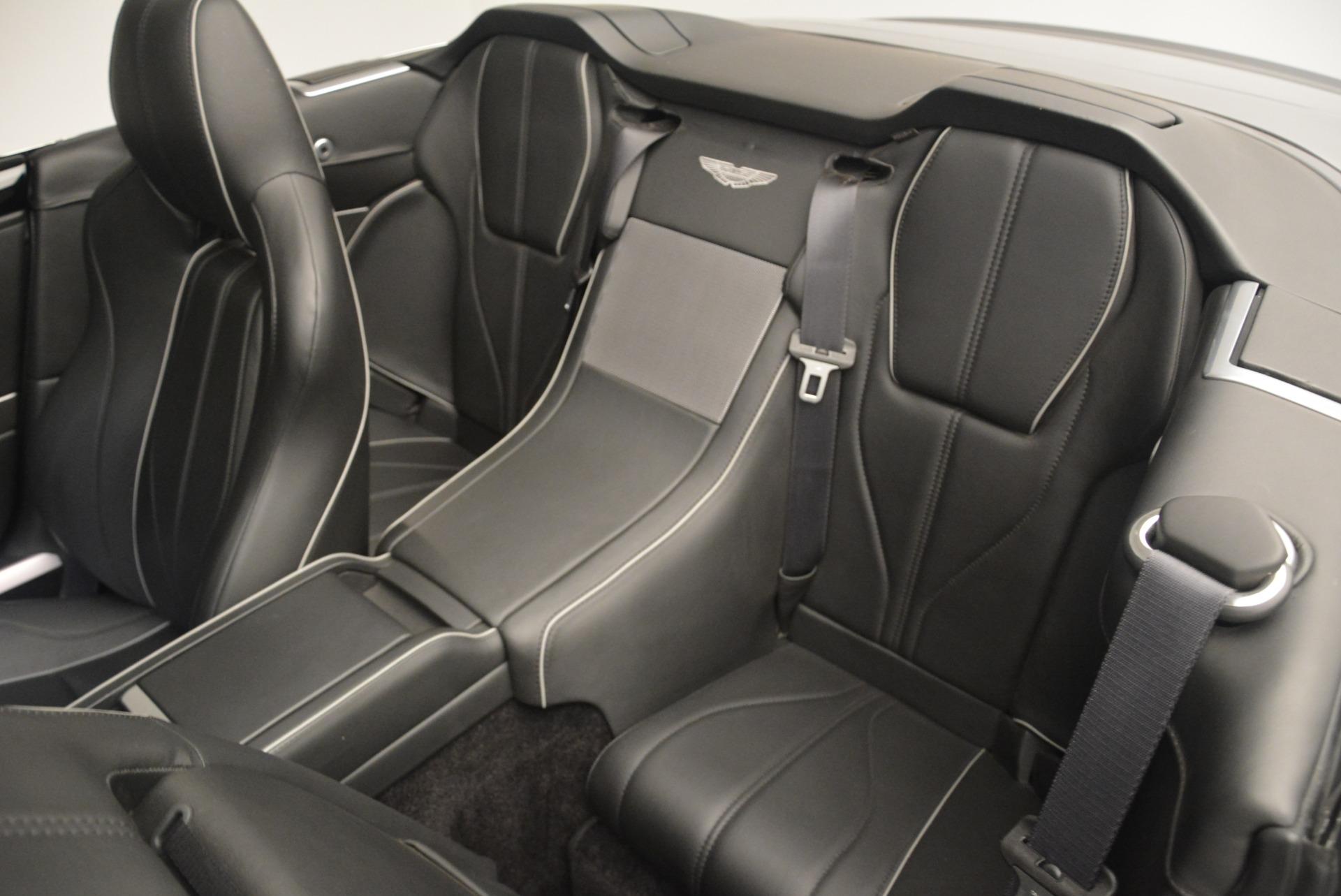 Used 2012 Aston Martin Virage Volante For Sale In Greenwich, CT 2378_p28